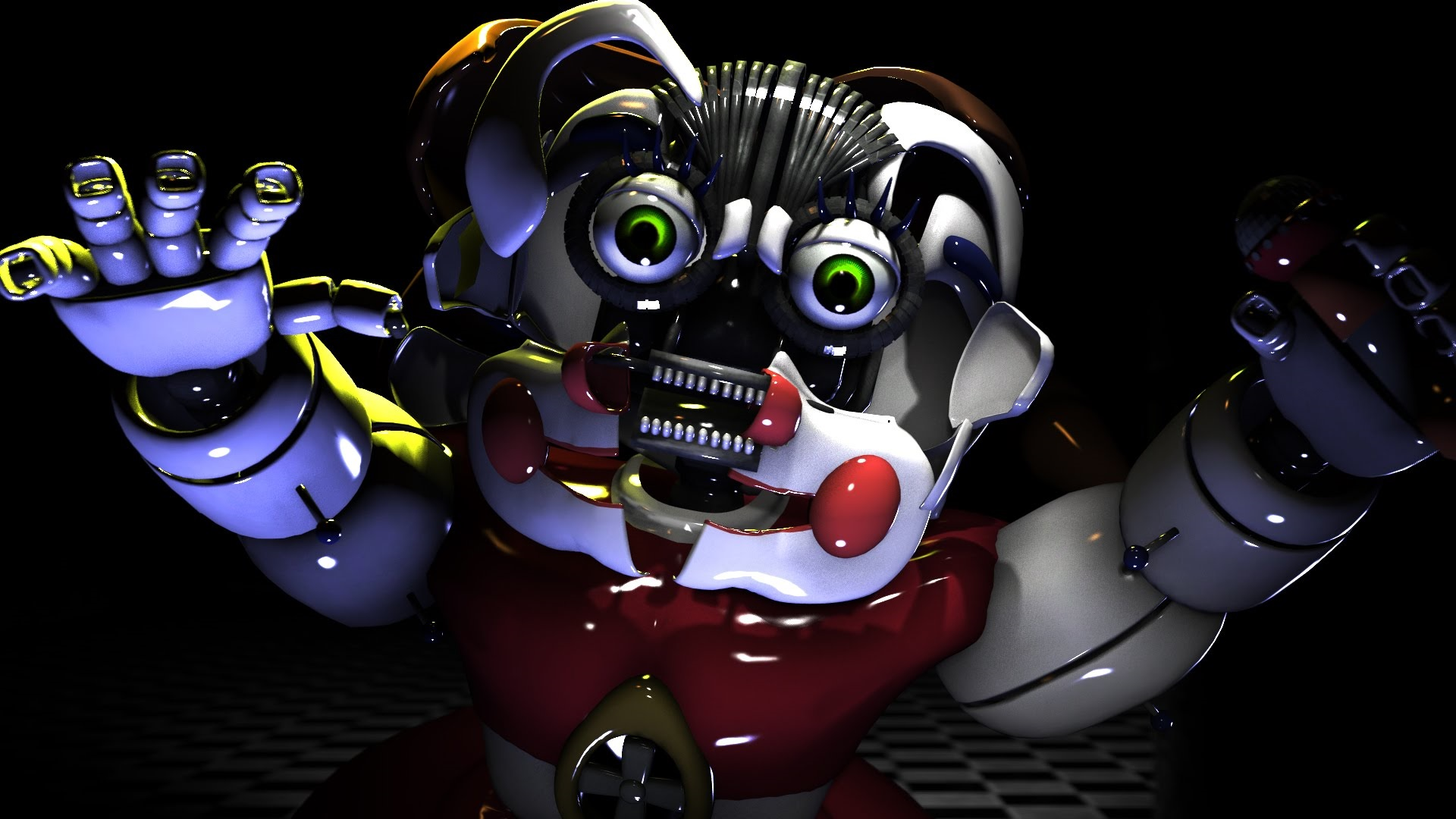 Five Nights at Freddy's Sister Location Story Details