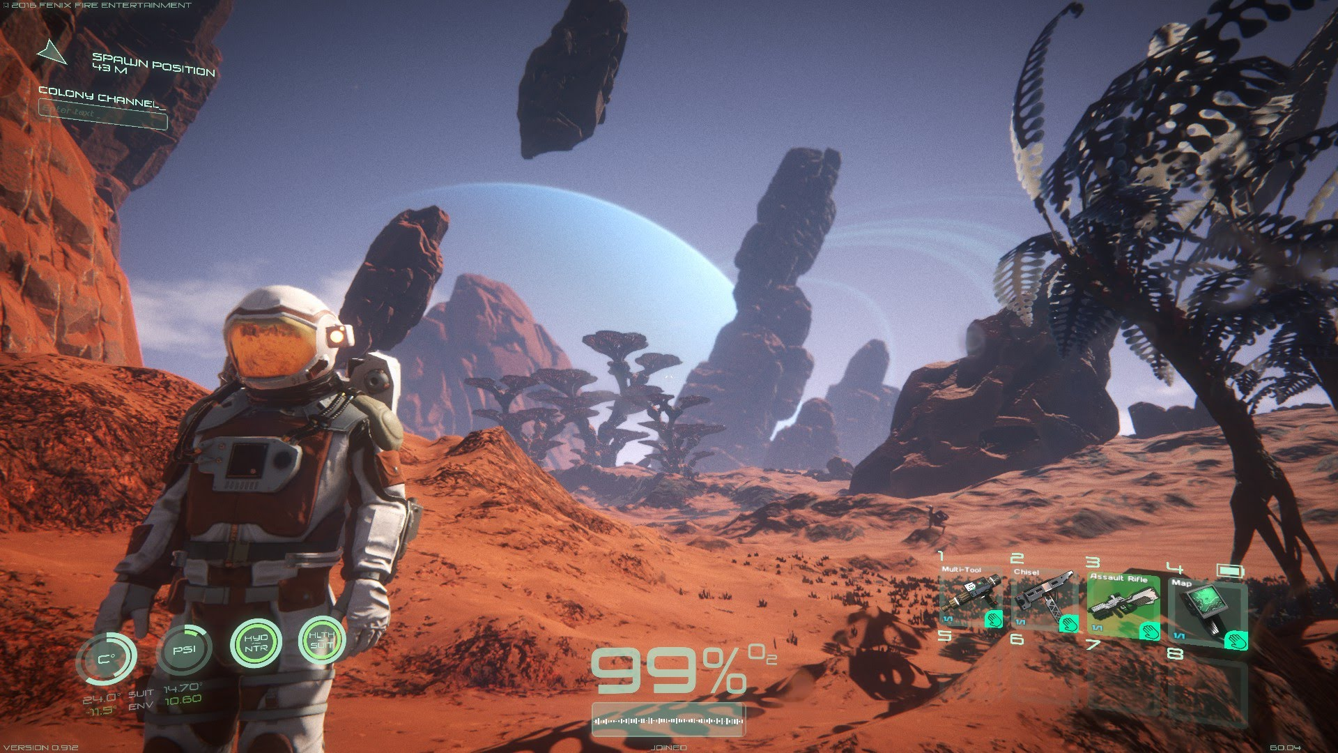 Osiris New Dawn: Getting Started, How To Find Titanium And