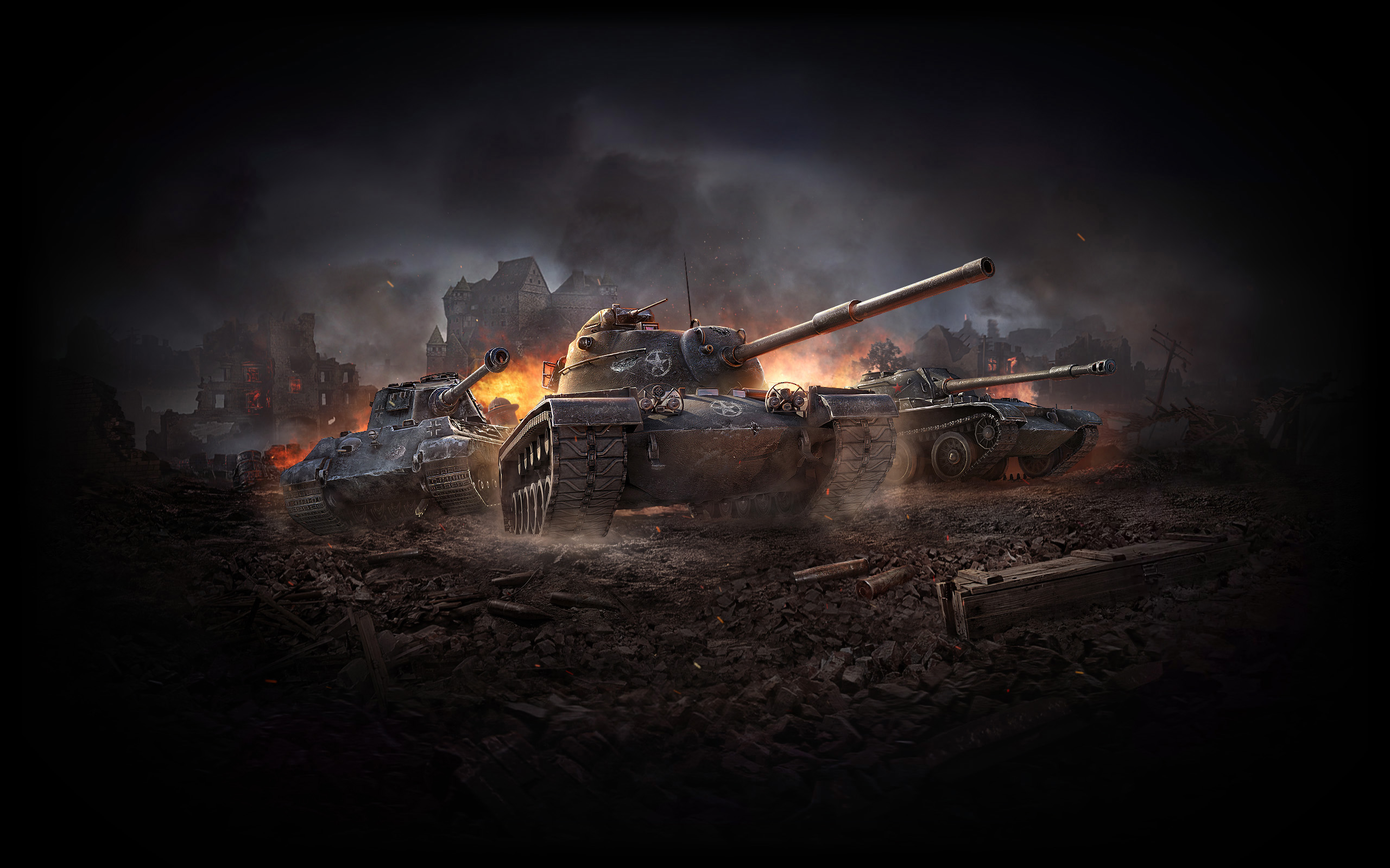 World of Tanks: Blitz Steam Release | AllGamers