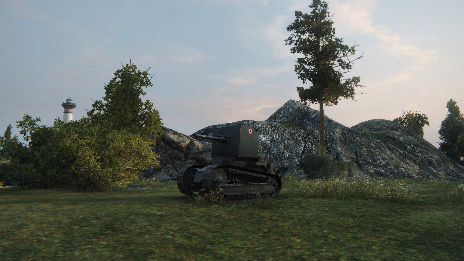 History Of Tanks Renault Ft Ac Allgamers