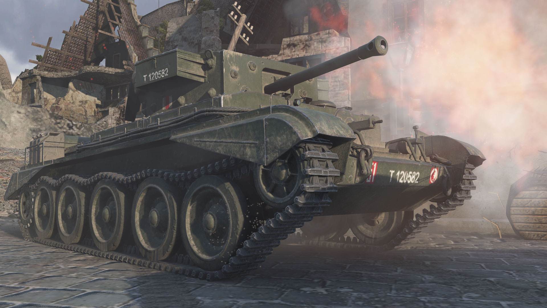 Two More World of Tanks Holiday Code Segments Now Available