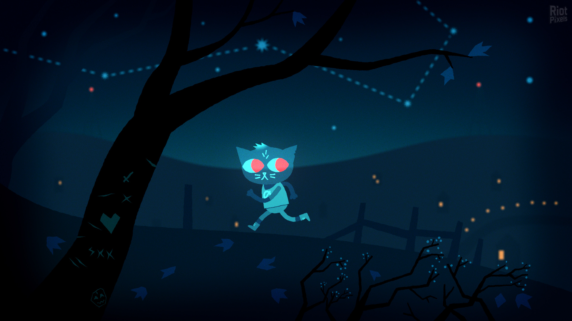 Spend A Night In The Woods With This Indie Allgamers