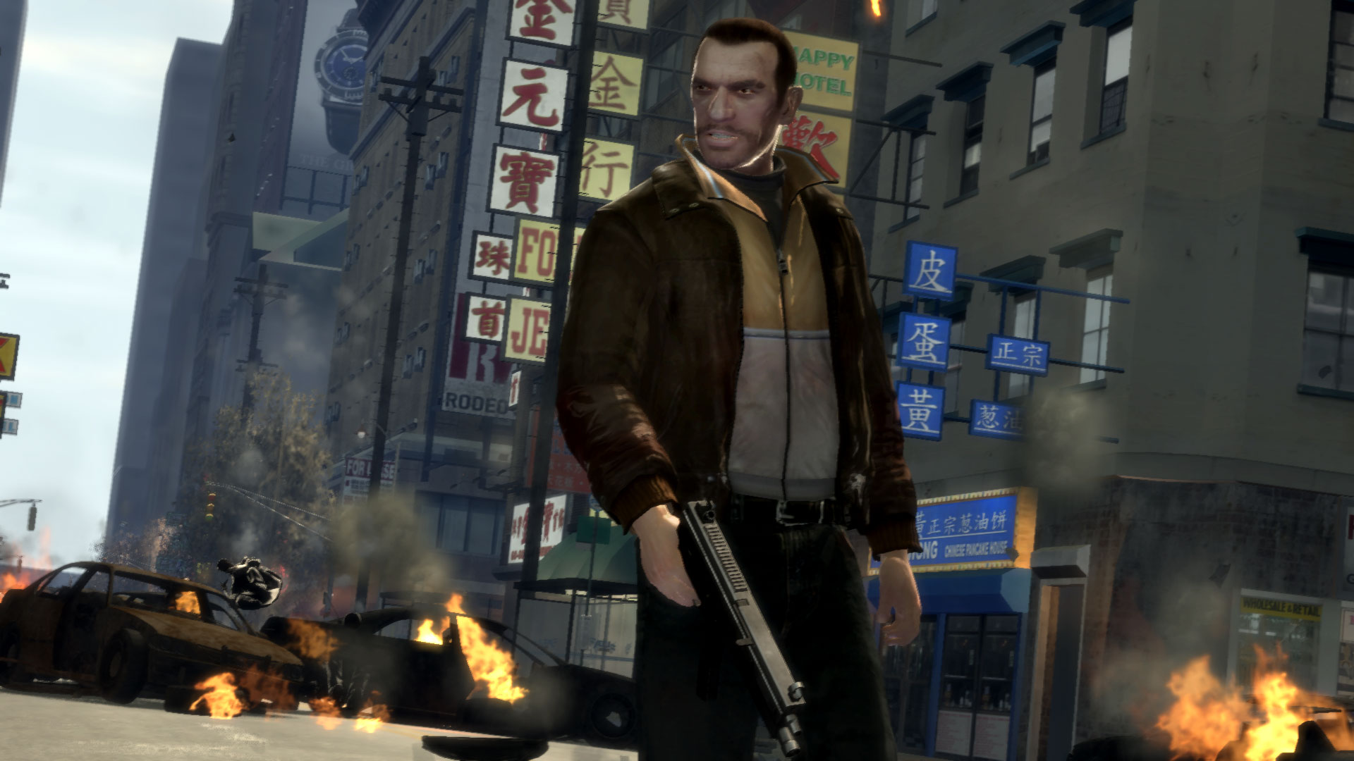 Grand Theft Auto 4 is now Backwards Compatible on Xbox One | AllGamers
