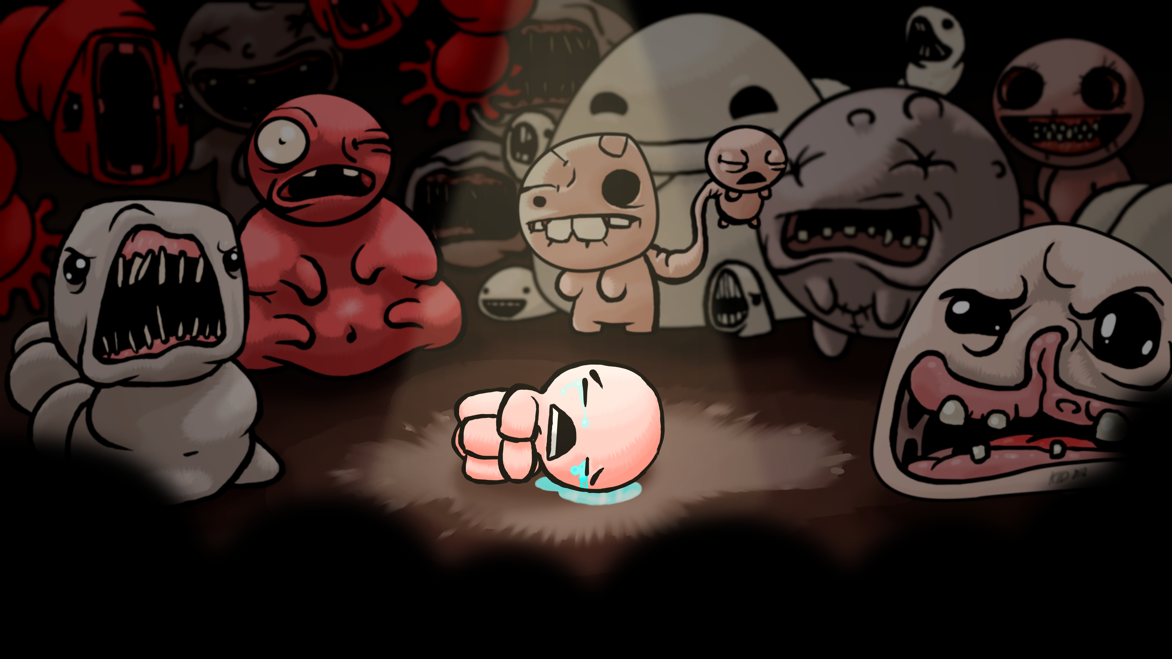 The Binding Of Isaac Afterbirth Delayed On Nintendo Switch