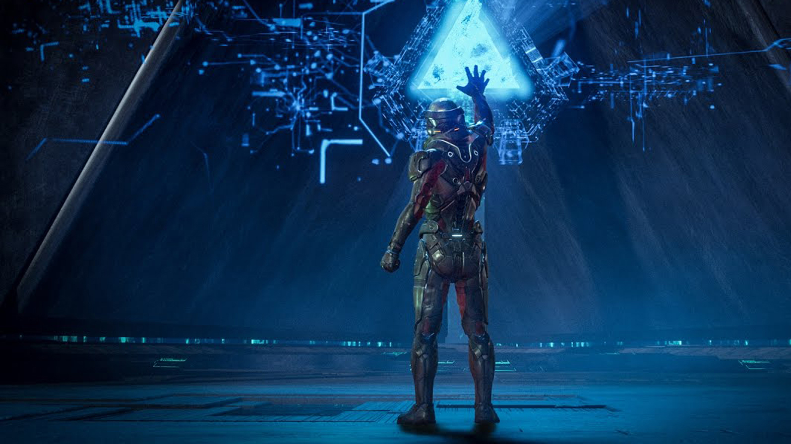 Mass Effect Andromeda Kill The Ai Or Save The Ai Allgamers