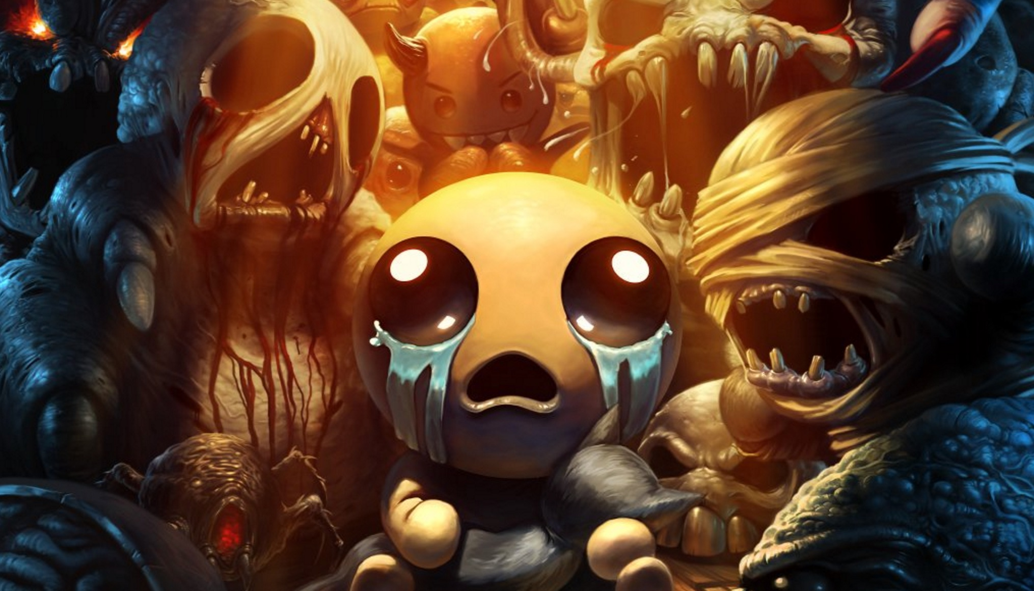 The Binding Of Isaac Afterbirth Review Allgamers