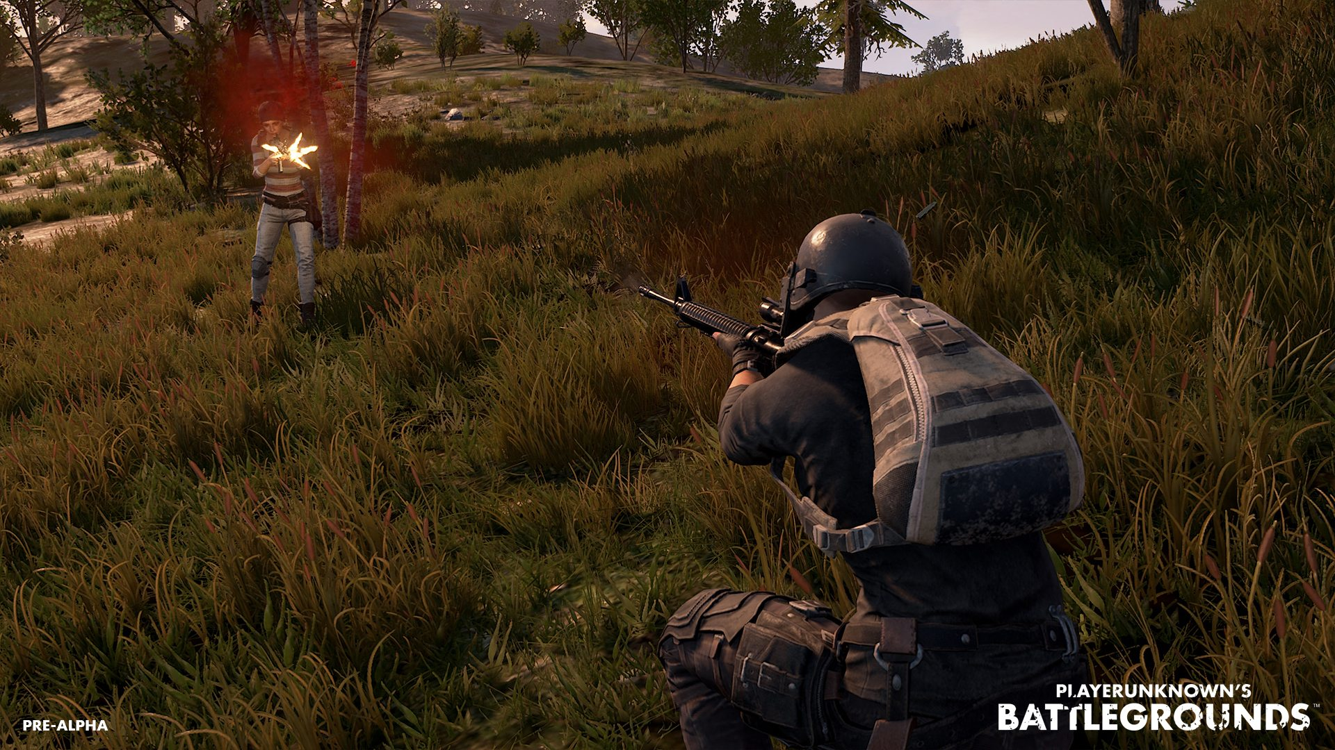 All Weapons And Stats In Playerunknown S Battlegrounds Allgamers