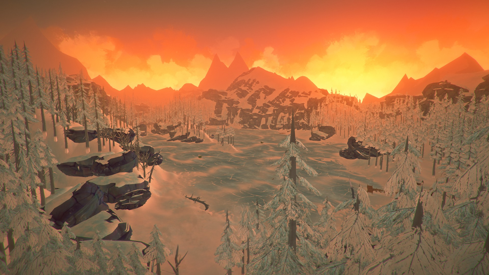 The Long Dark All Region Maps Allgamers