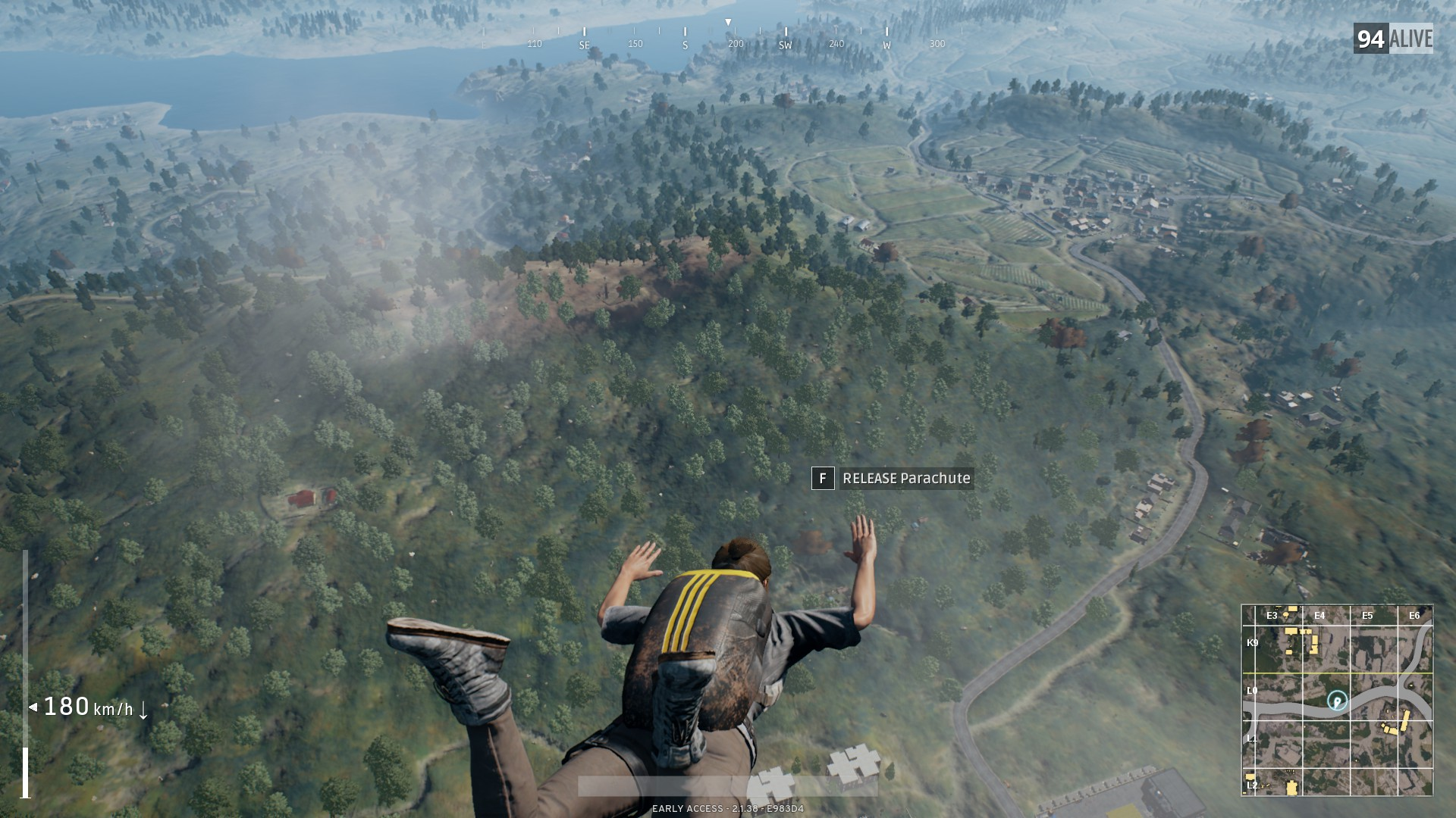 download player unknown battlegrounds pc