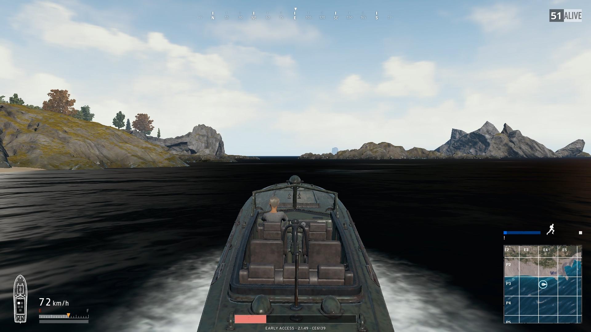 Playerunknown S Battlegrounds Car Spawns: All Boat Spawn Locations In PlayerUnknown's Battlegrounds
