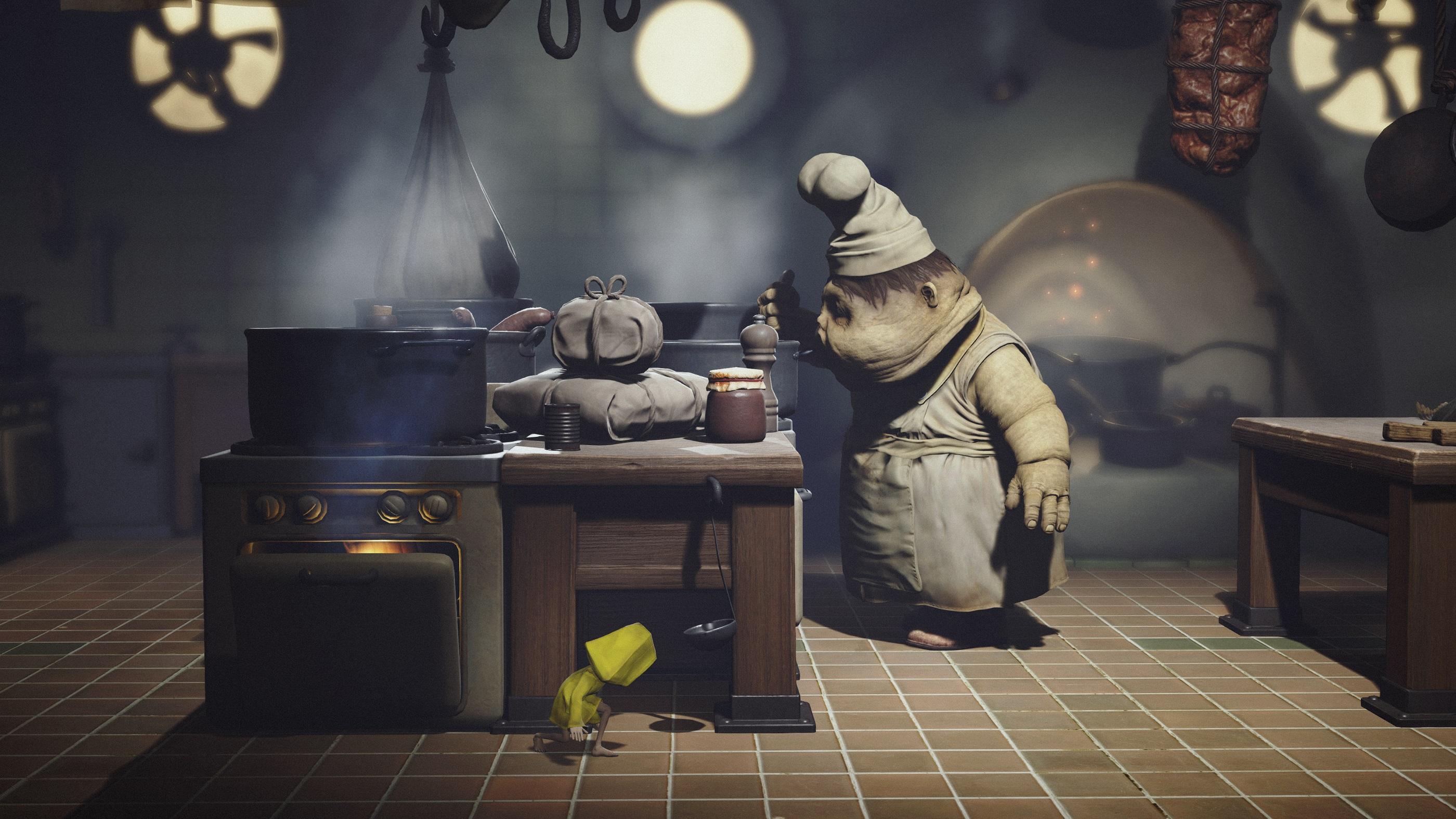 Little Nightmares The Kitchen