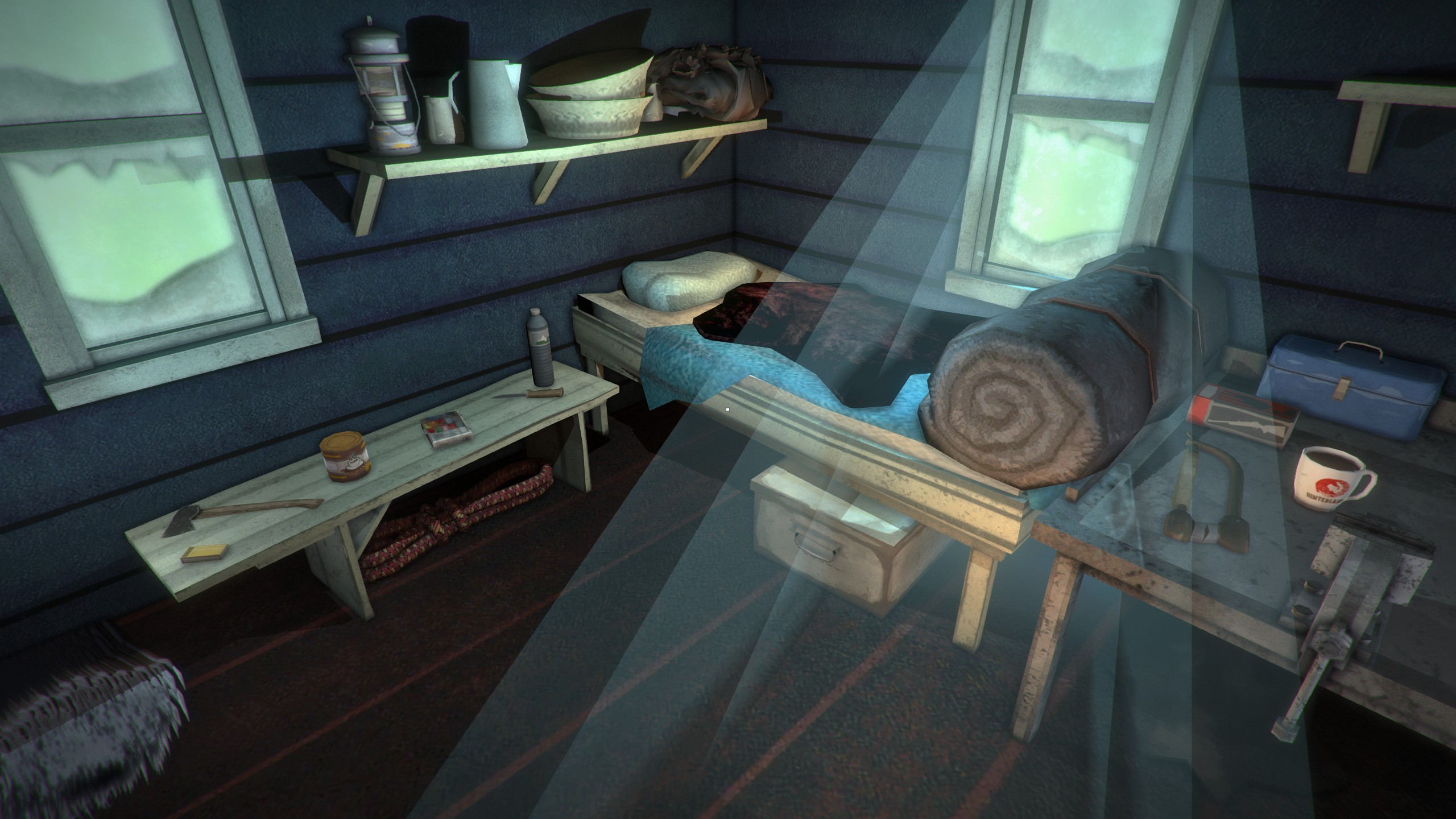 The Long Dark Creator Teases Cougars in May 4 Update | AllGamers