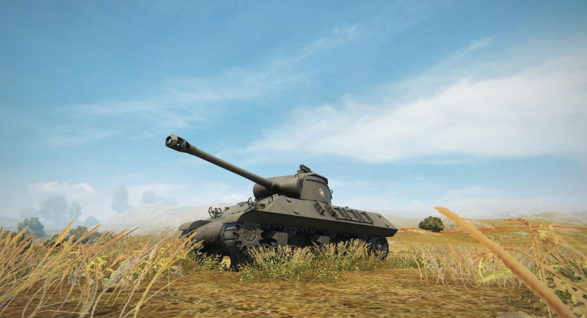 History of Tanks - M36 Jackson   AllGamers
