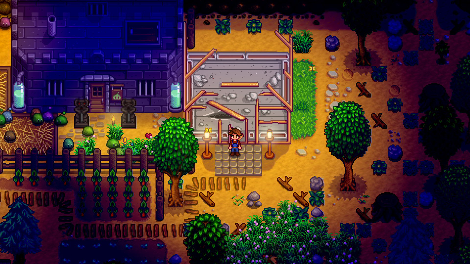 The 5 Best Stardew Valley Mods | AllGamers