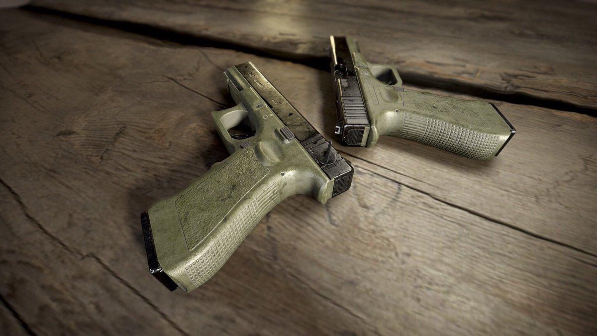 Playerunknown S Battlegrounds Glock 18 C Pistol Allgamers