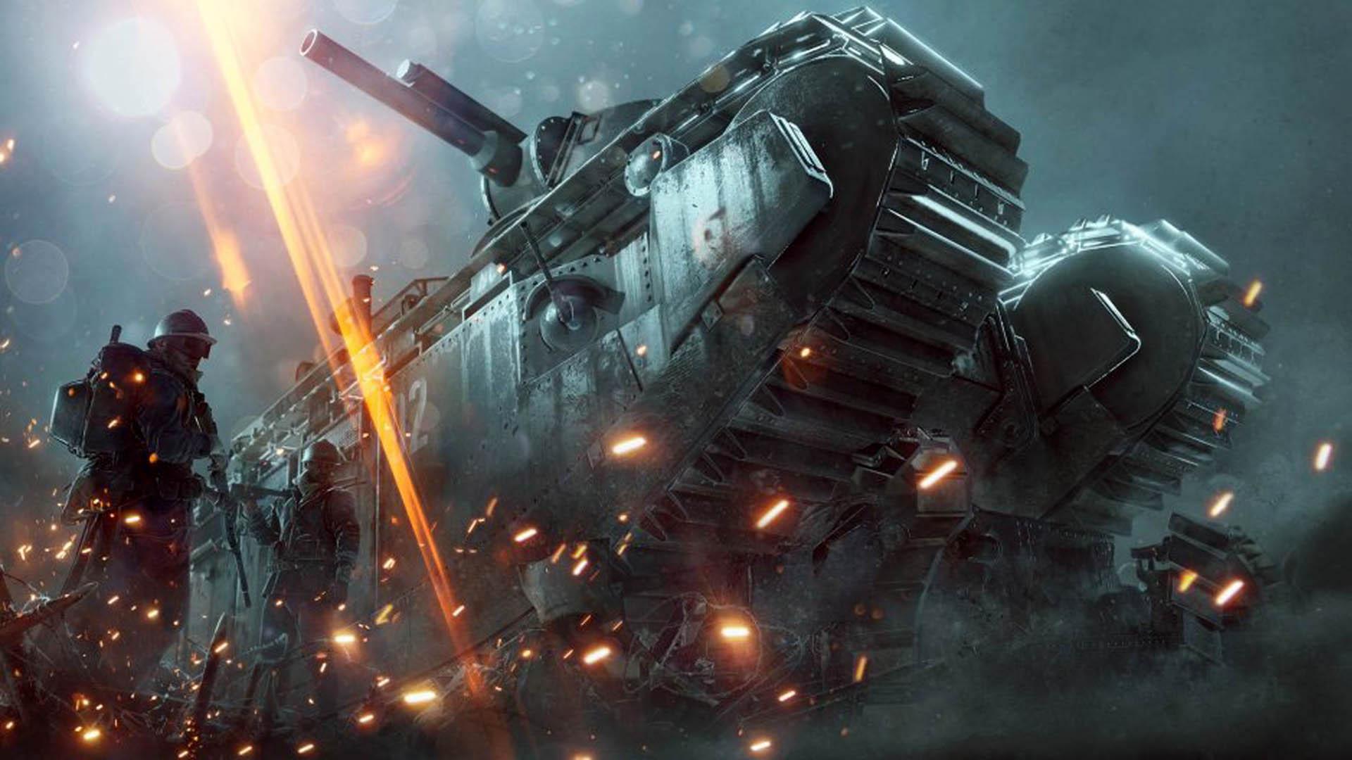 7 Behemoths That We Could See In Battlefield 1 Allgamers