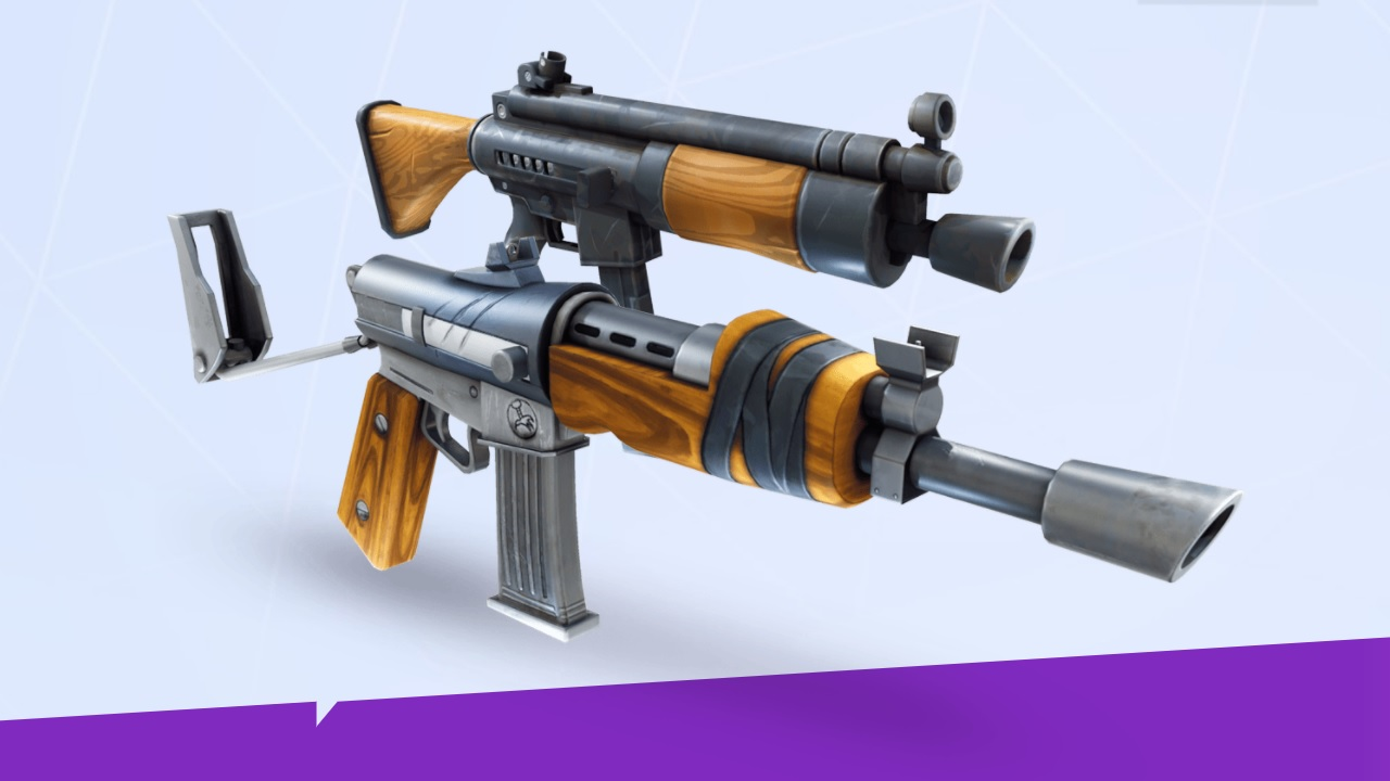 - fortnite stw modded weapons