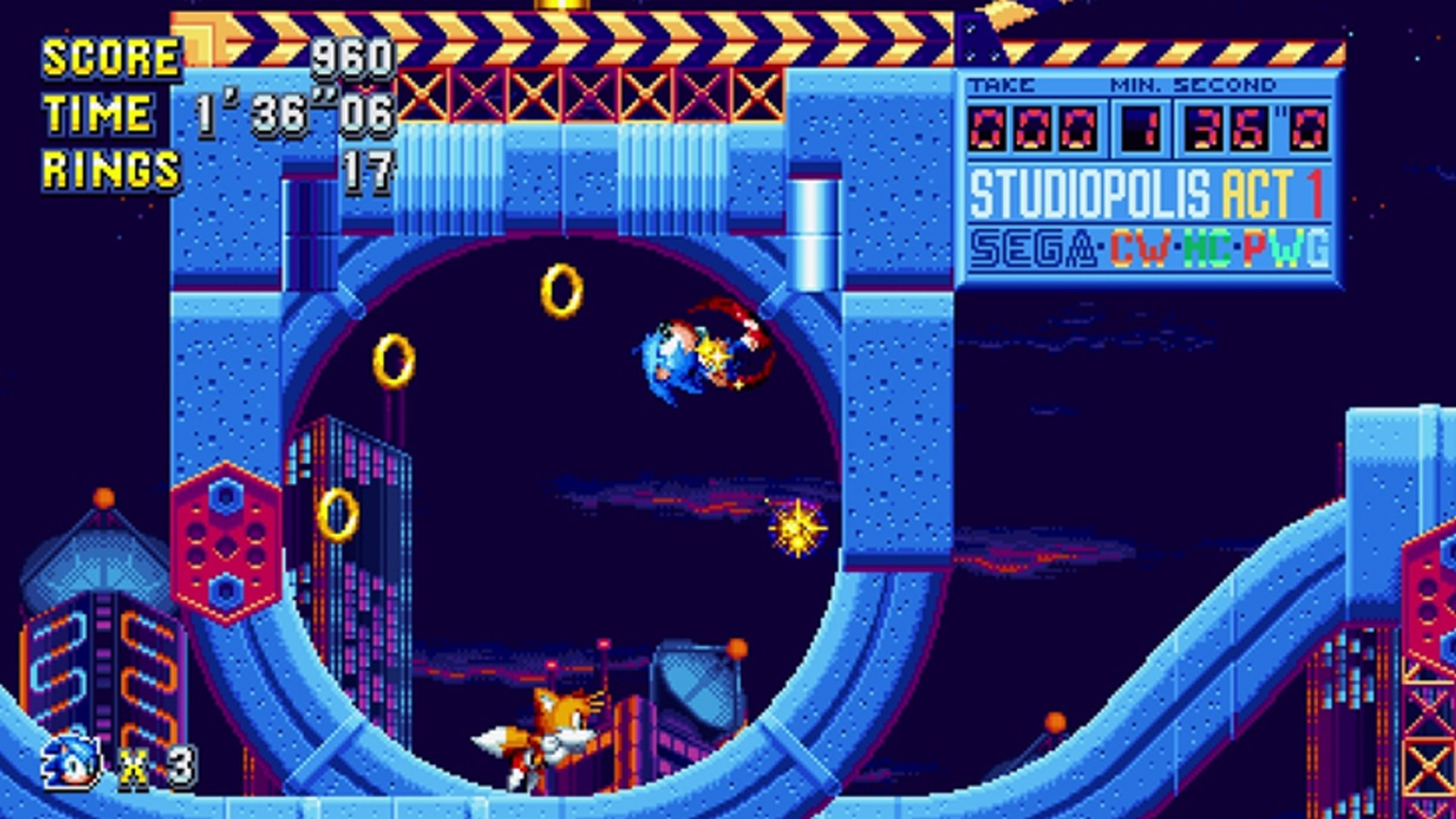 How to Unlock Level Select in Sonic Mania | AllGamers