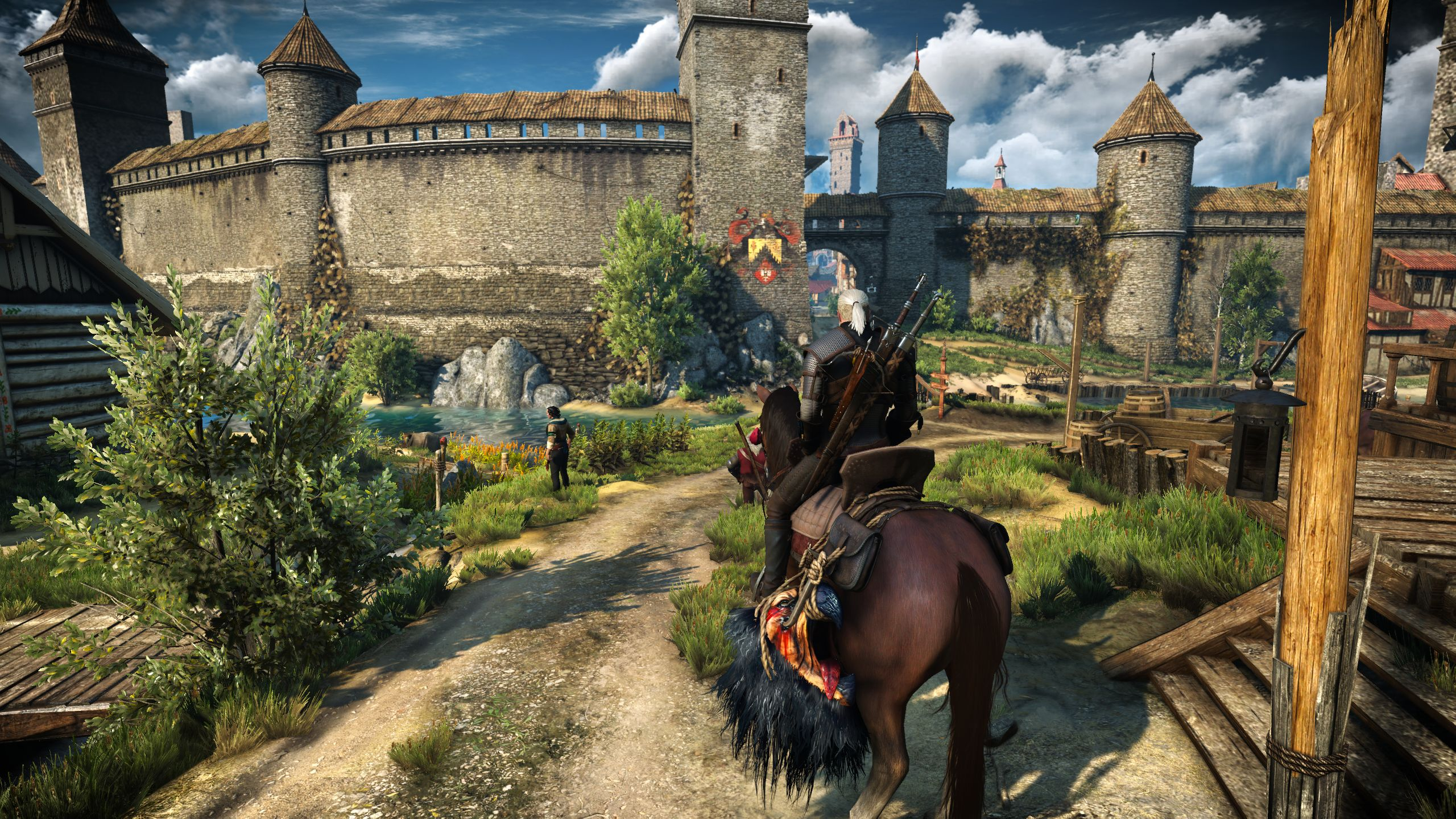 Best Mods for The Witcher 3: Wild Hunt | AllGamers