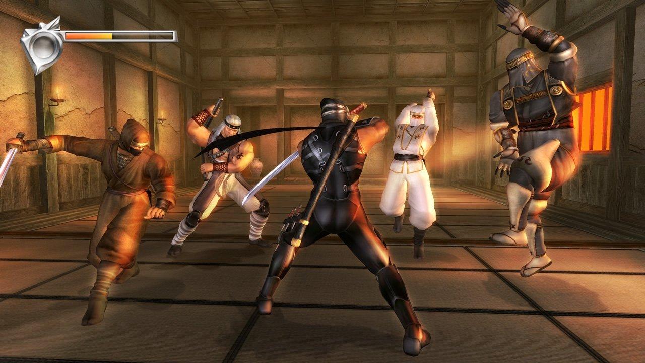 Ninja Gaiden Black Runs At 60fps On The Xbox One Allgamers