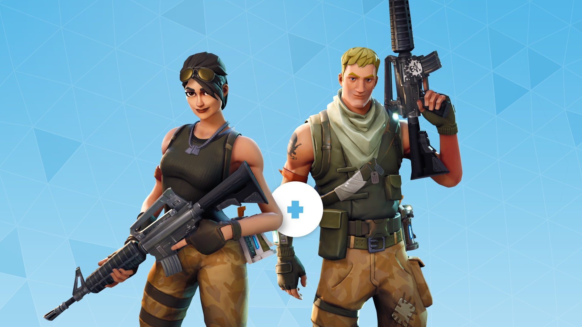 Random Players Fortnite With Pc And Xbox Fortnite Battle Royale How To Play Squads And Duos Allgamers