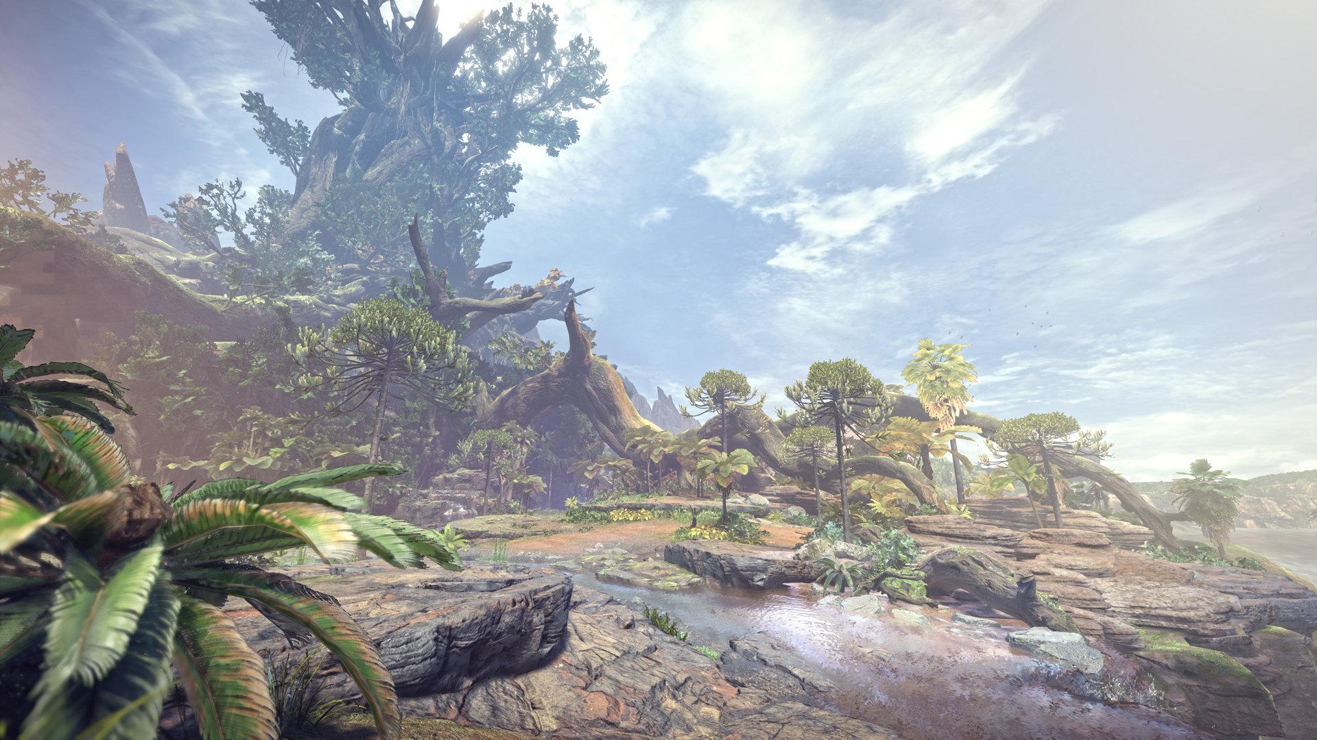 Capcom Working On Pc Port Of Monster Hunter World Allgamers