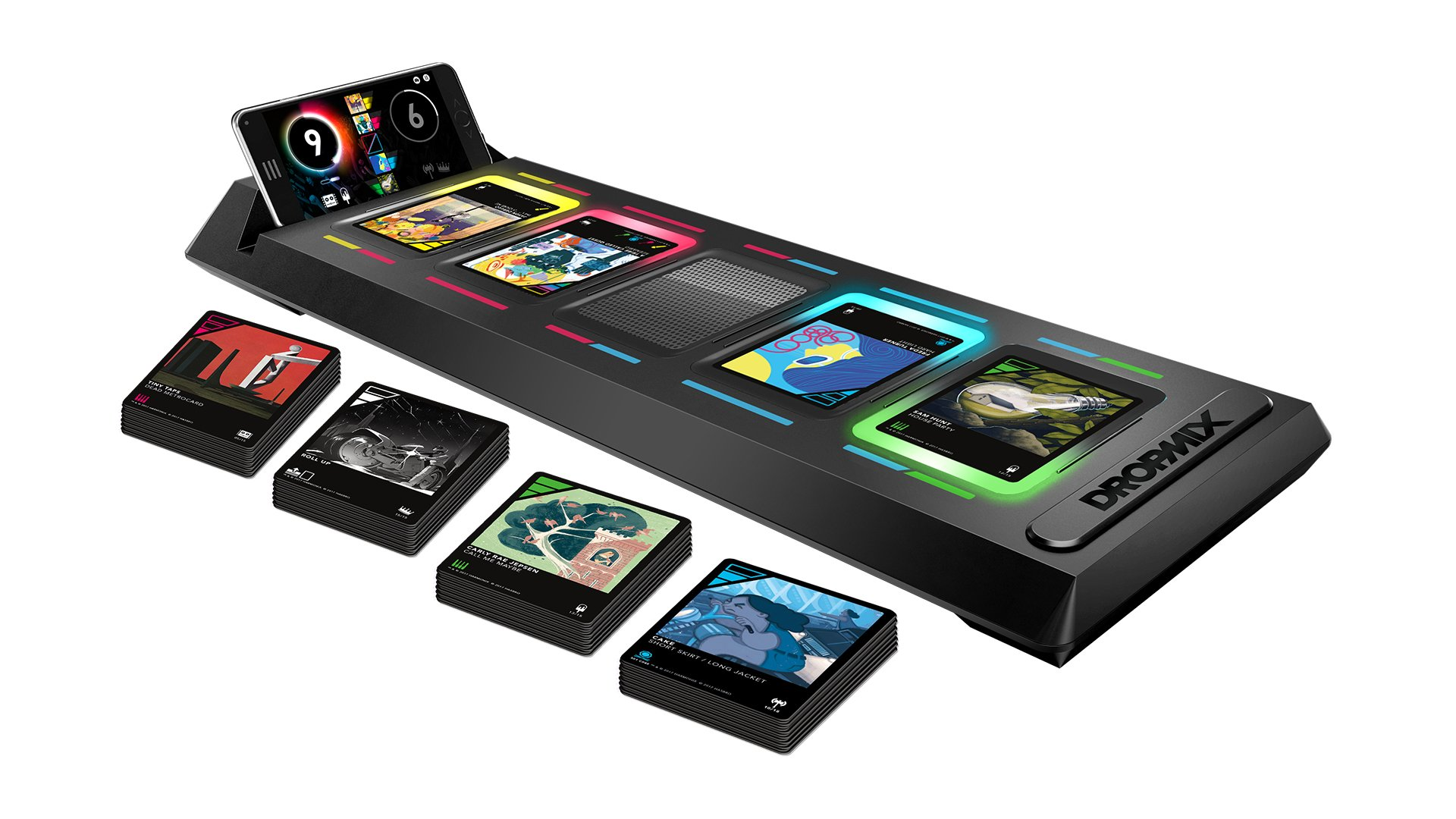 Cards may vary Hasbro DropMix Discover Packs Series 2