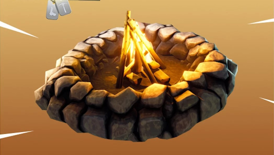 How to Use the Cozy Campfire in Fortnite Battle Royale