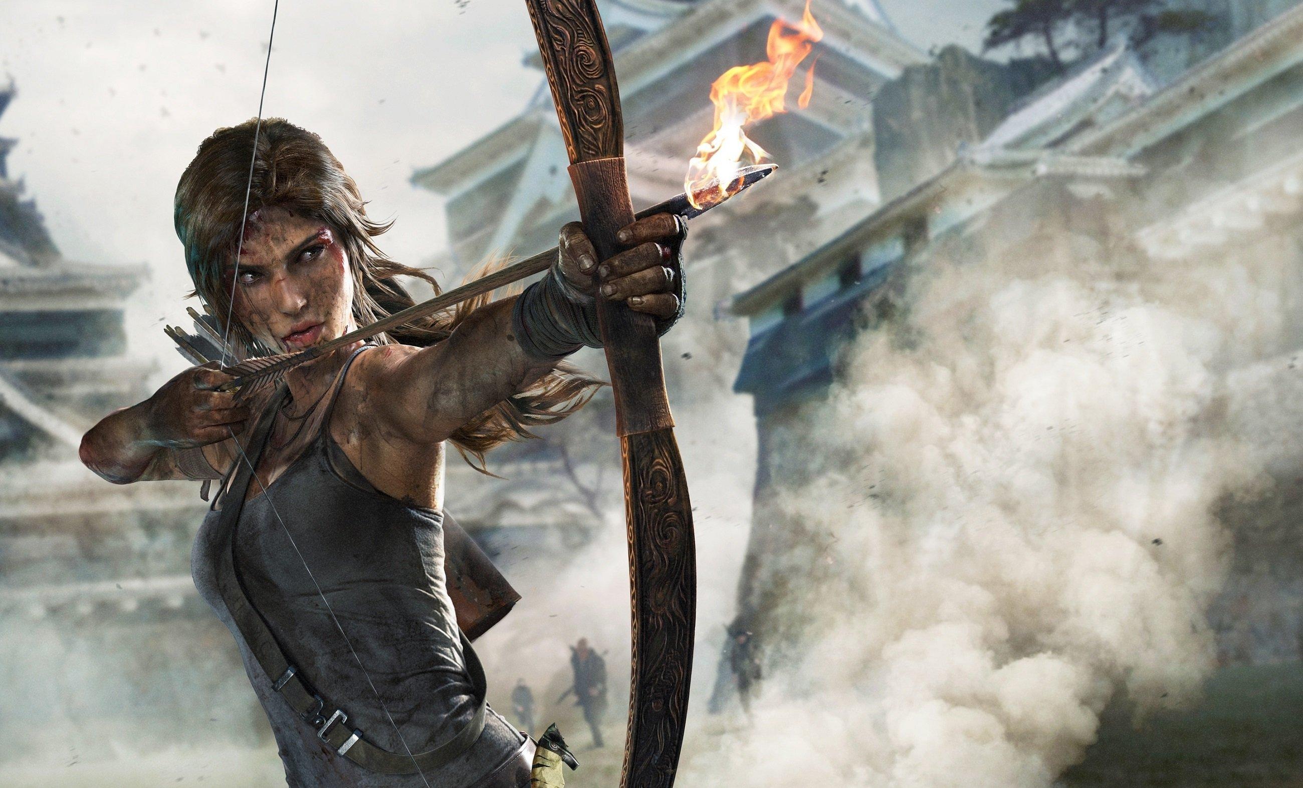 7 badass female video game characters   AllGamers