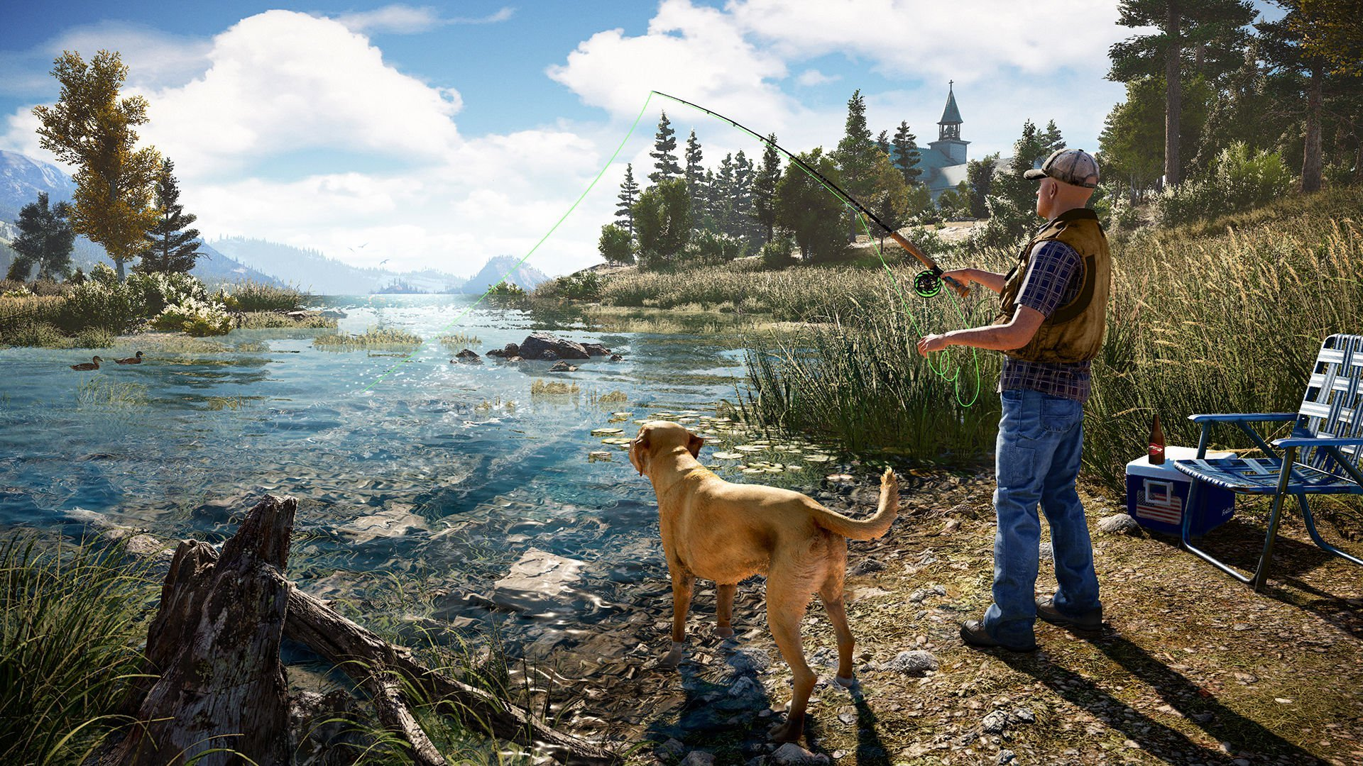 Where Does Far Cry 5 Take Place Allgamers