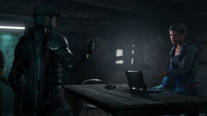 Ghost Recon S Splinter Cell Mission Pays Tribute To Metal