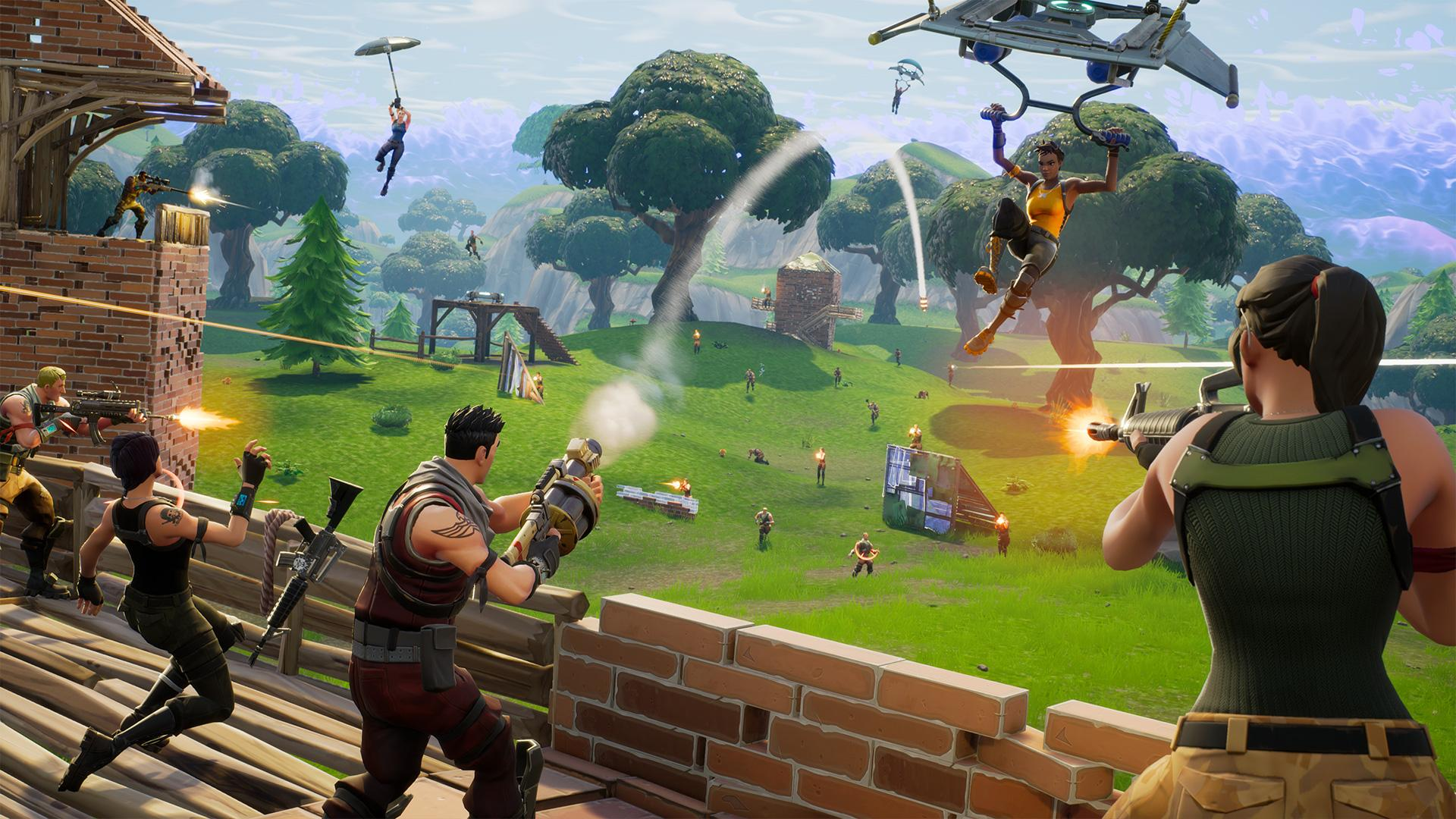 Fortnite And The Youtube Generation Hype Machine Allgamers
