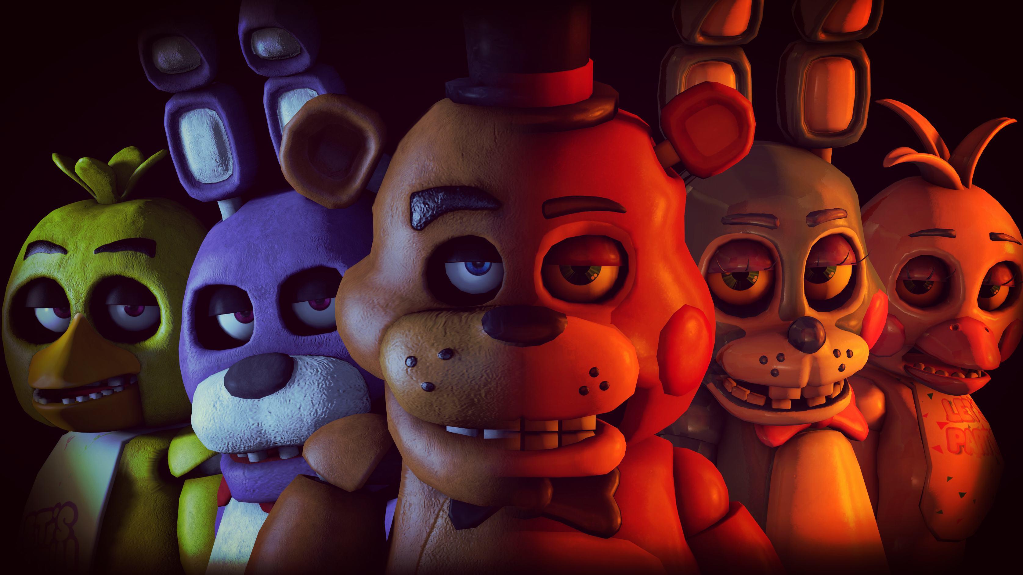 How to Play Freddy Fazbear's Pizzeria Simulator (FNAF6) With