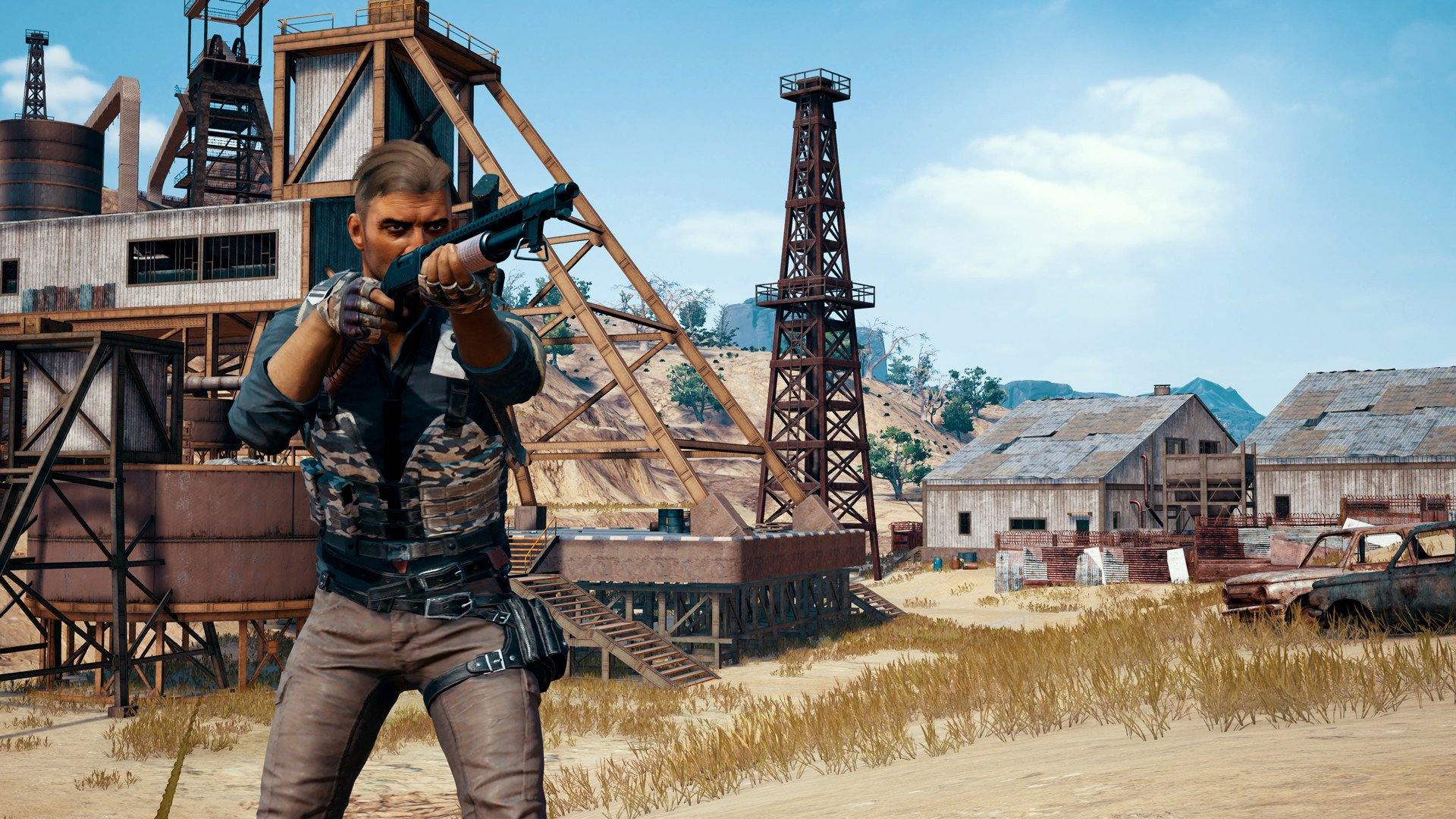 Pubg Mobile Adds Miramar Map In New Update Allgamers