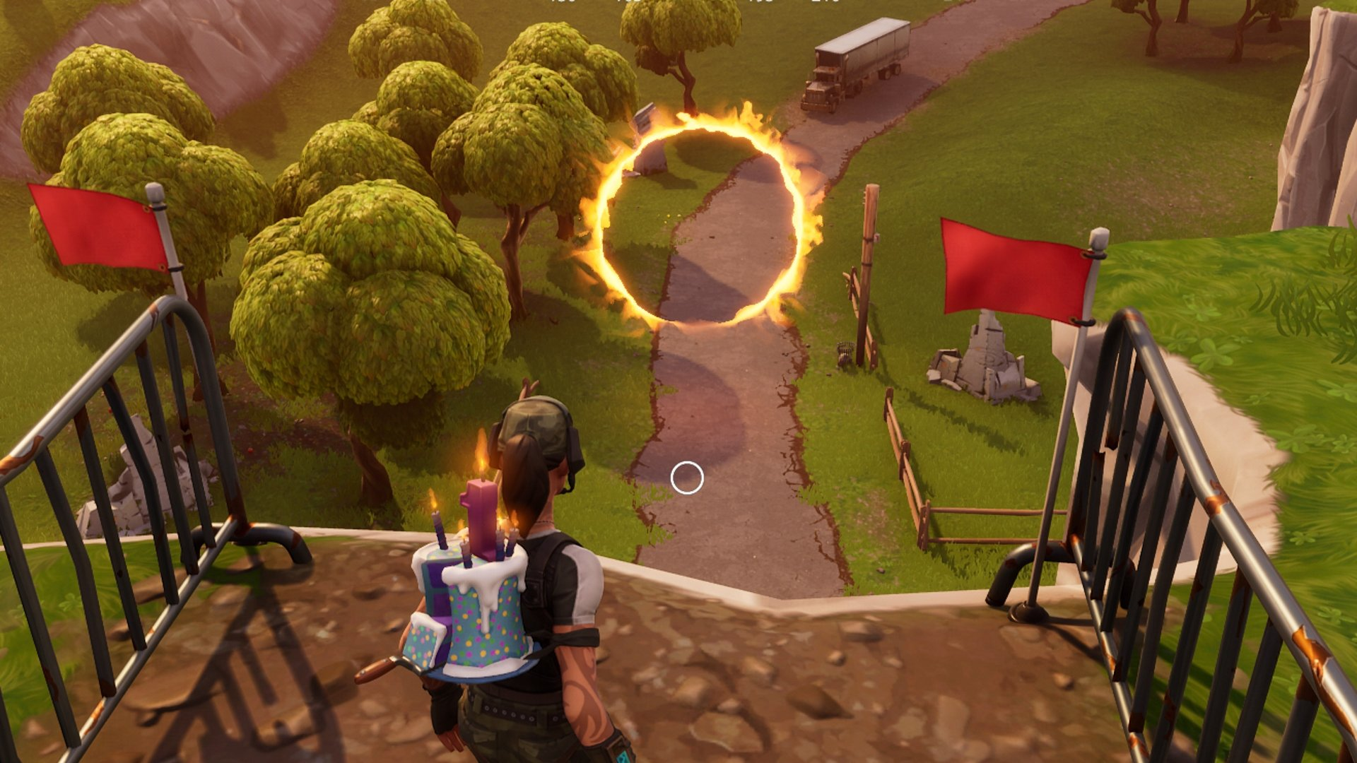 All Ring Of Fire Locations In Fortnite Allgamers