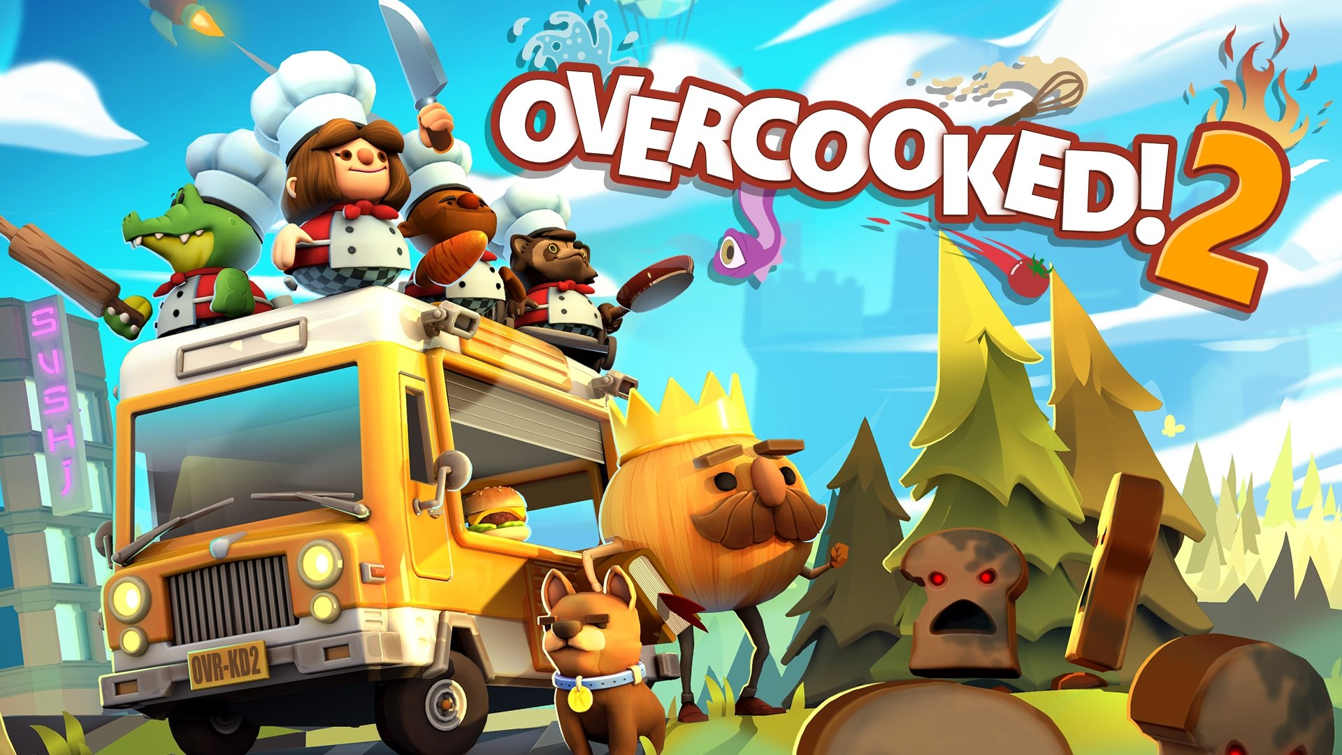 How to unlock all secret Kevin levels in Overcooked 2
