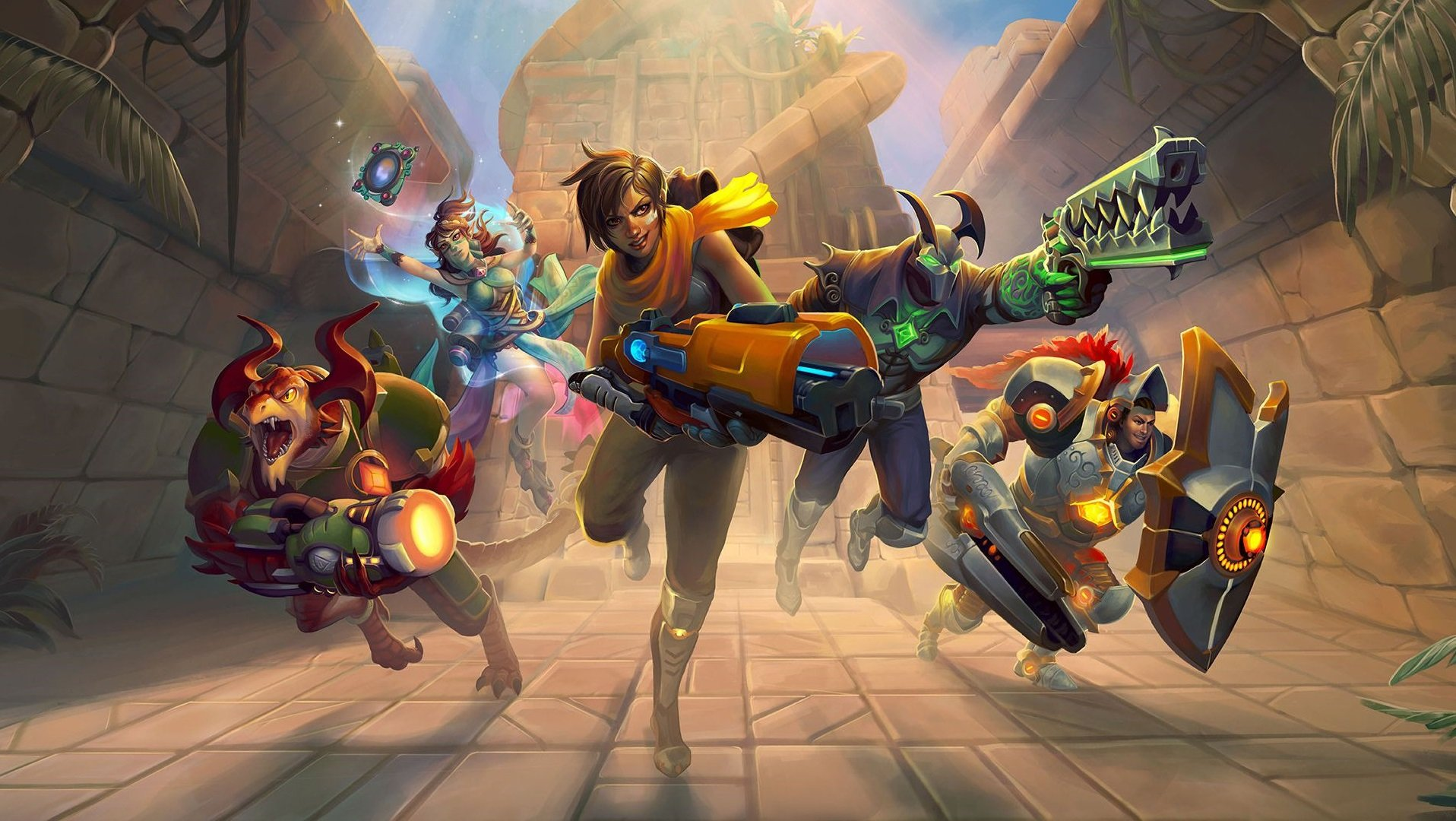 How to unlock Champions in Paladins   AllGamers