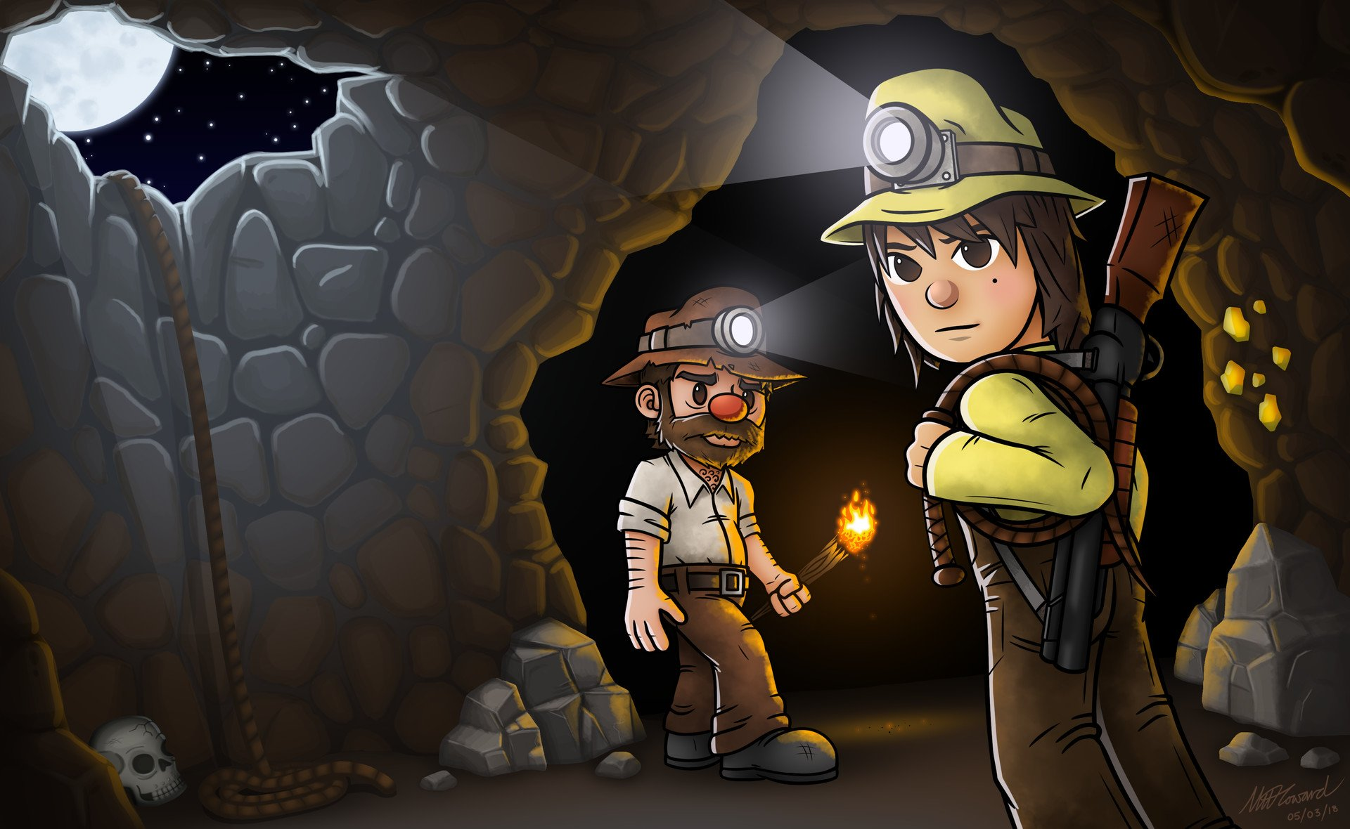 spelunky 2 gets new gameplay trailer 2019 release date allgamers