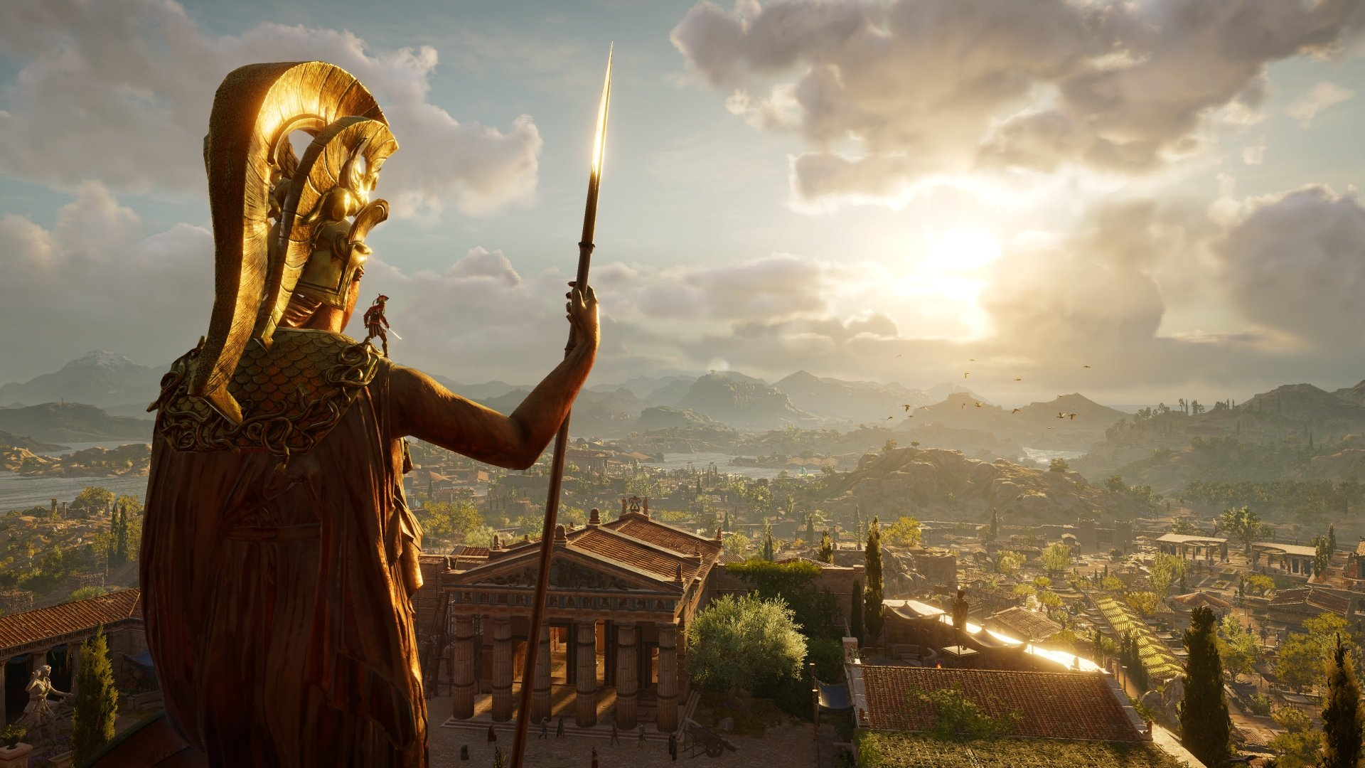 How To Use Photo Mode In Assassin S Creed Odyssey Allgamers