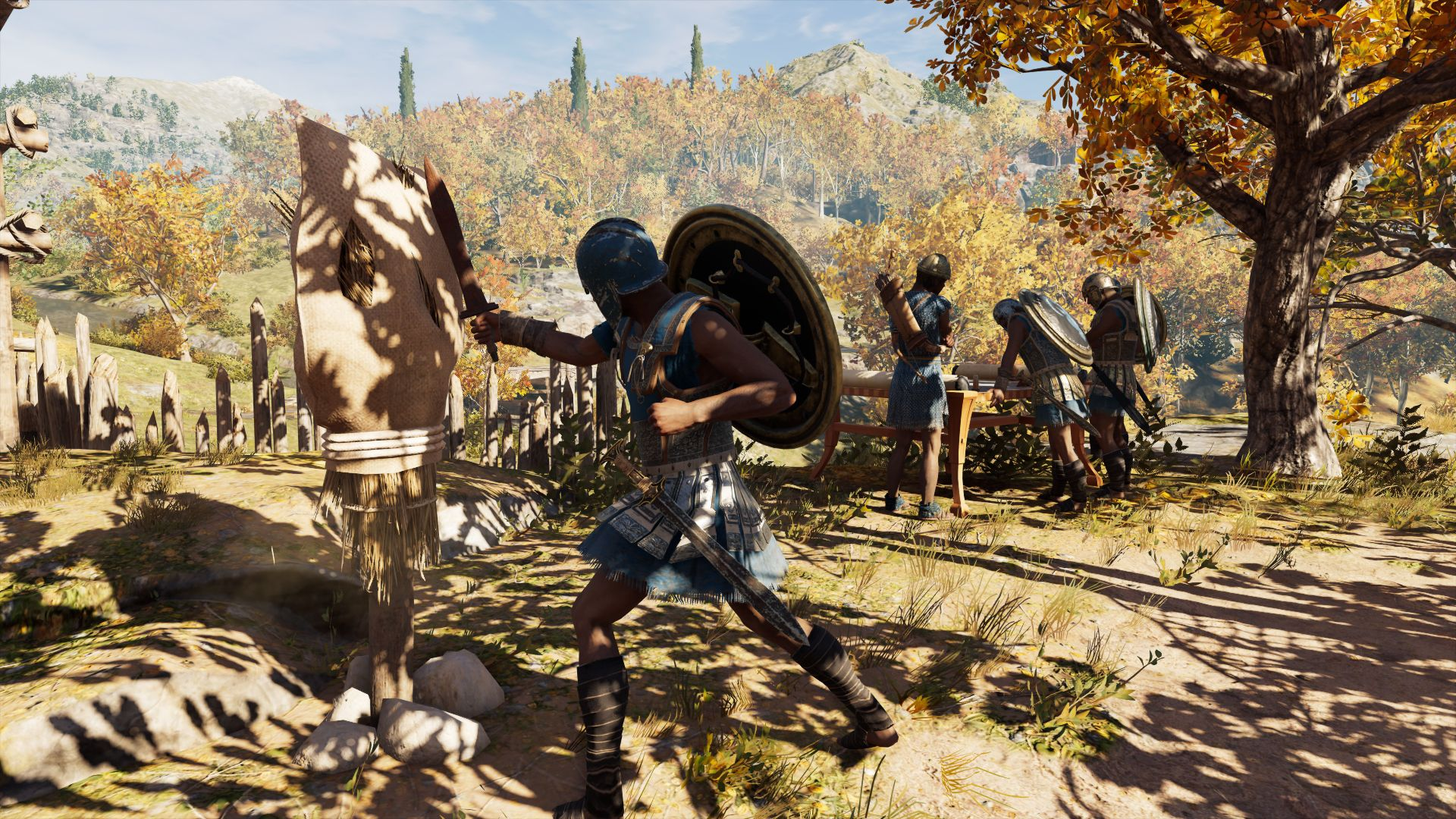 Where To Get Olive Wood In Assassin S Creed Odyssey Allgamers