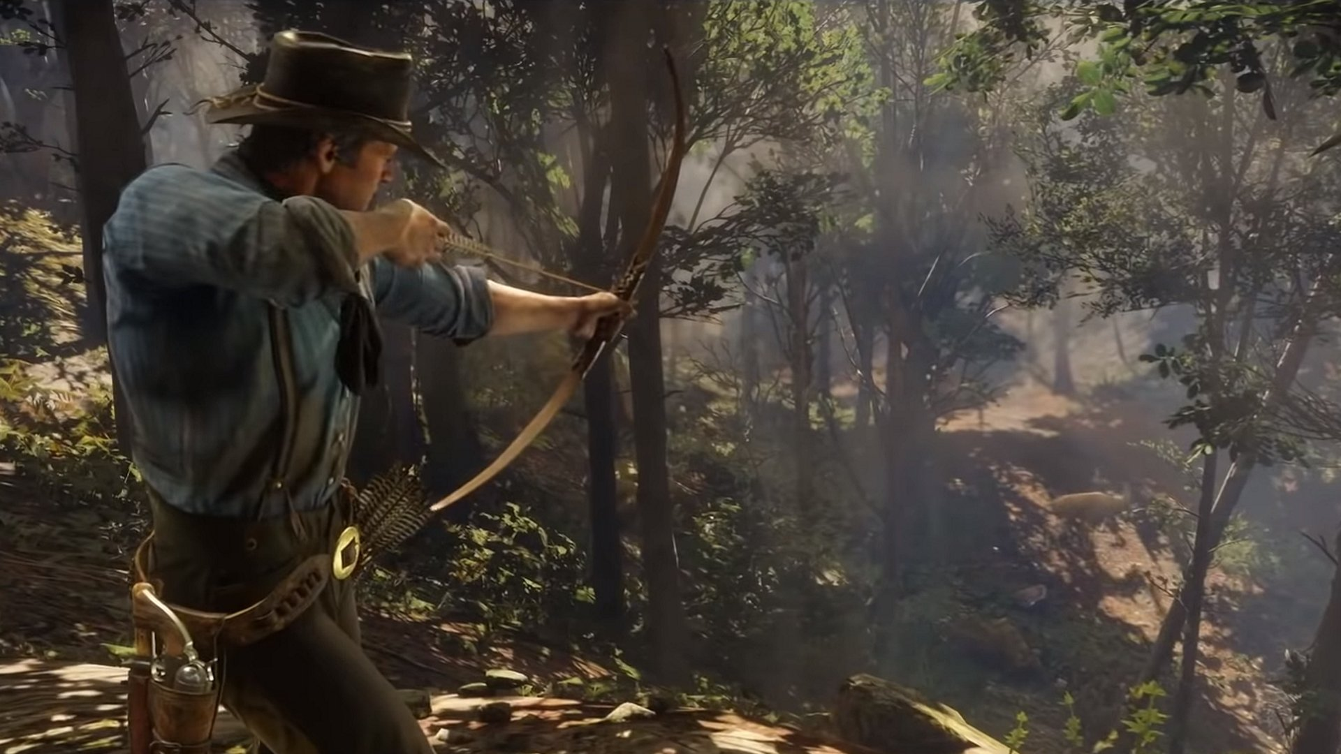 All Beaver hunting locations in Red Dead Redemption 2