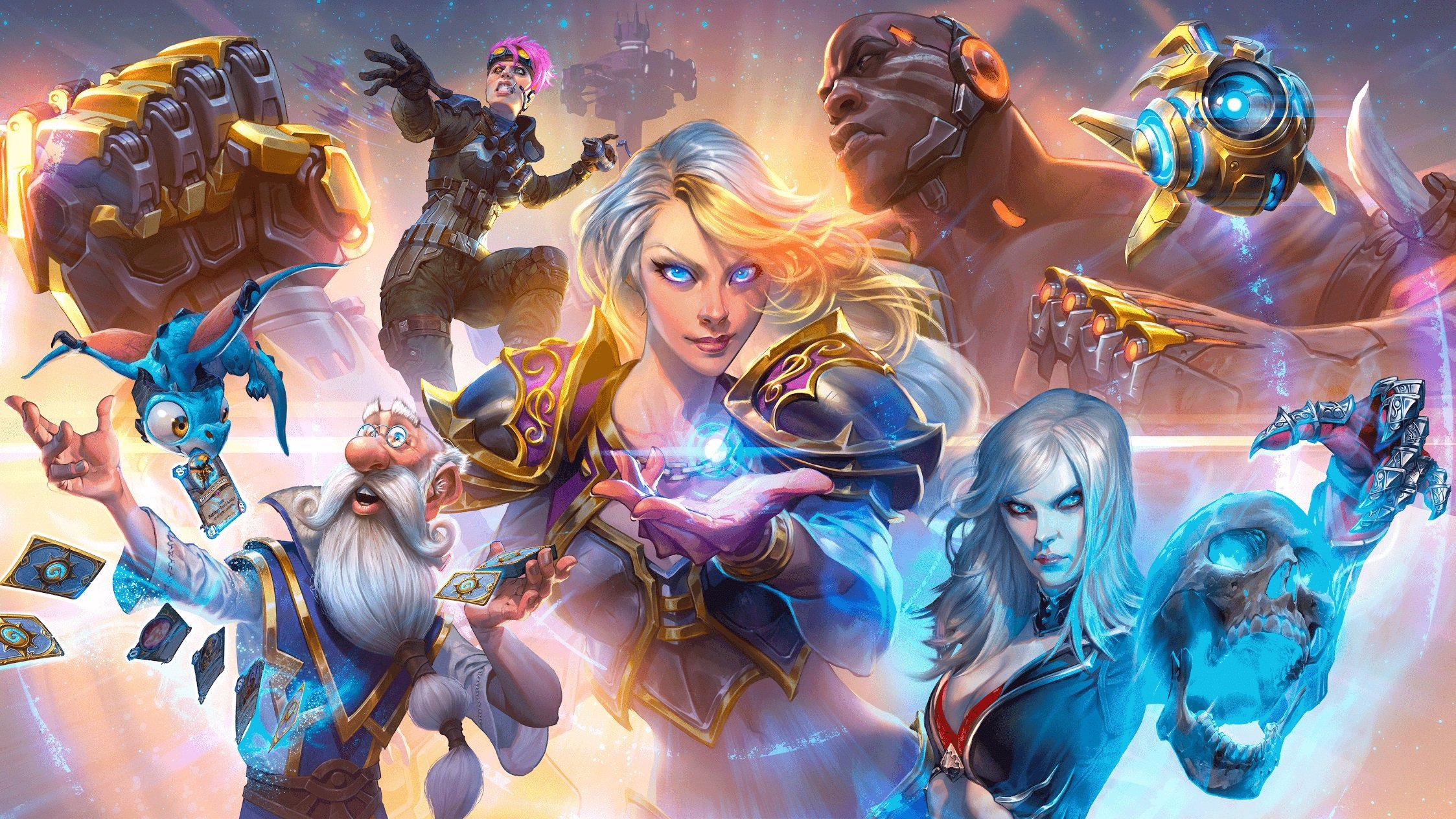 Blizzard to release more mobile games in the future | AllGamers