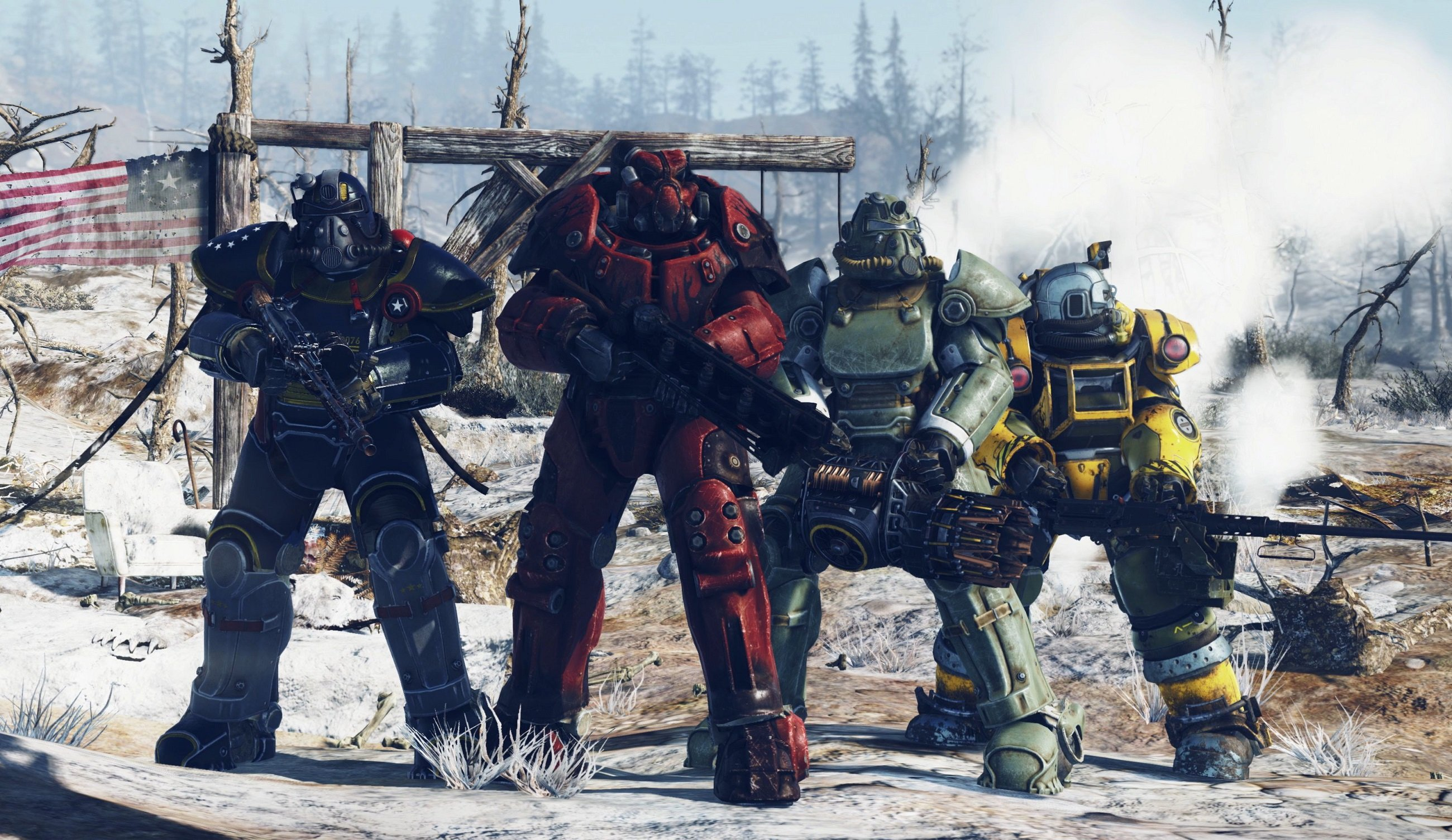 How to mute your mic in Fallout 76 on PC | AllGamers