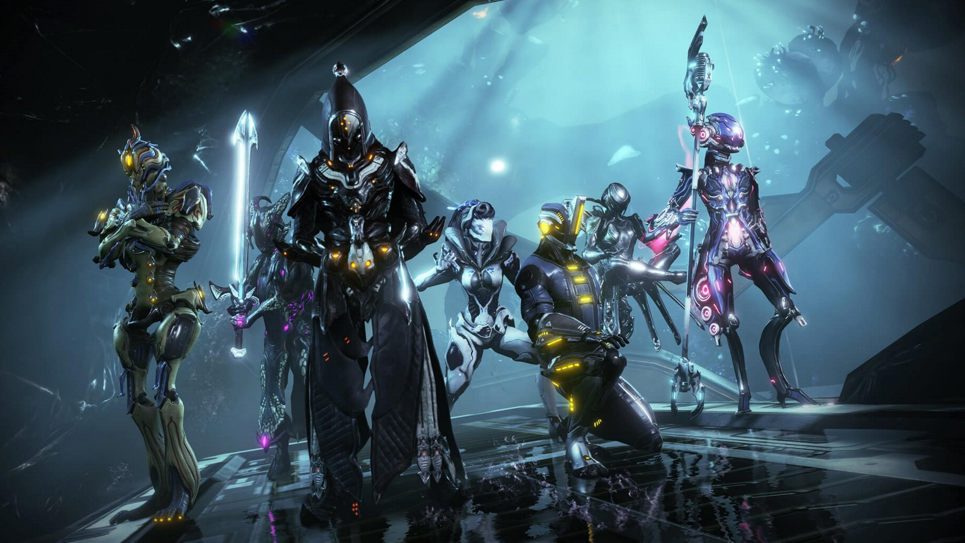 Is warframe going to be cross platform