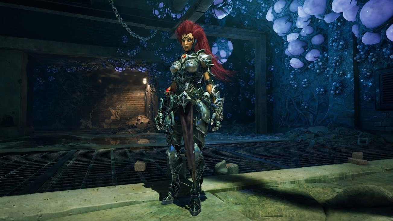 The voice cast and actors of Darksiders 3 | AllGamers