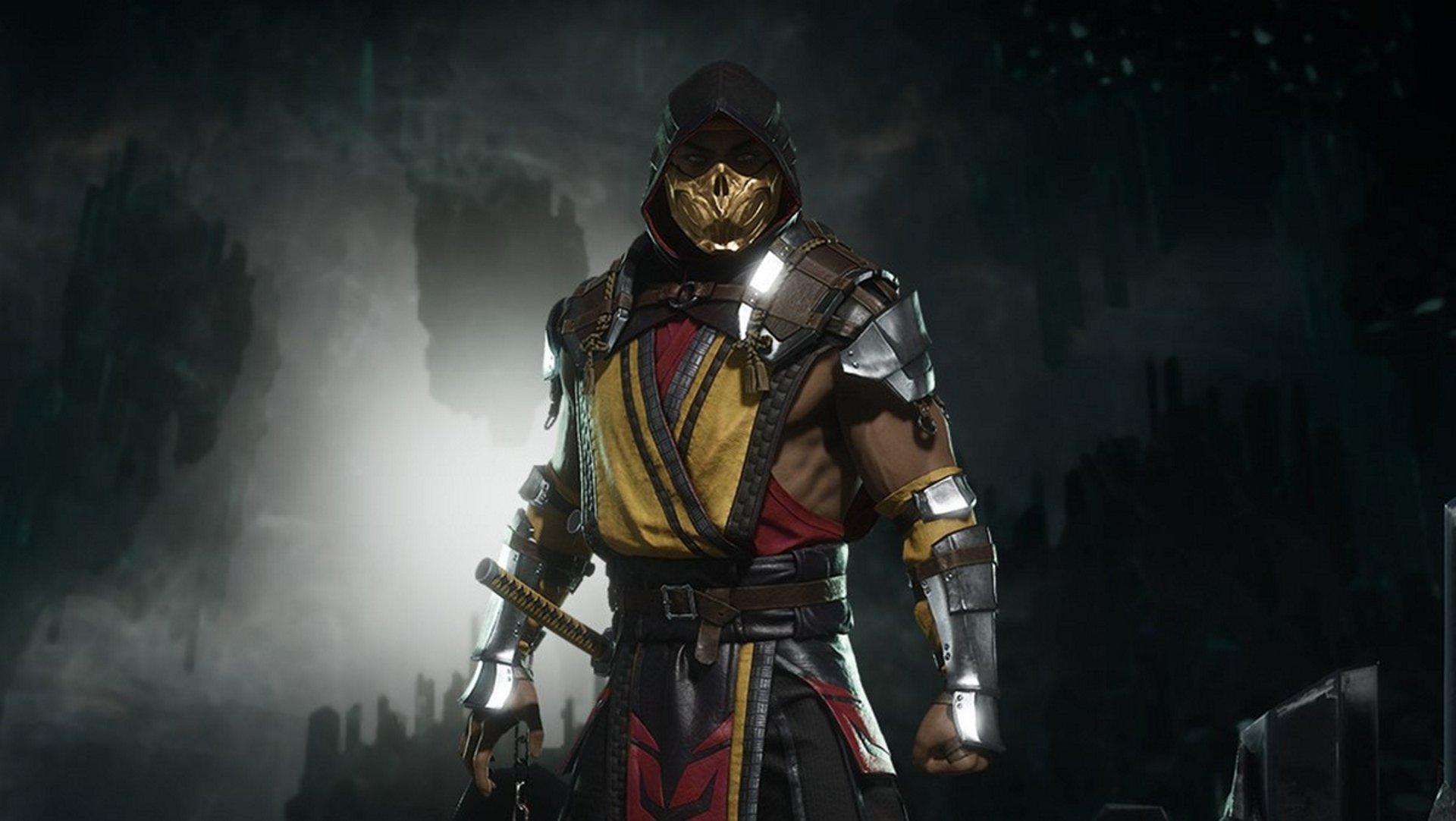 ключ steam Mortal Kombat 11