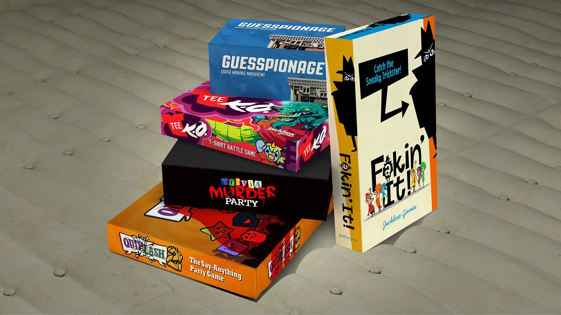 Jackbox Party Pack and Axiom Verge free on Epic Games