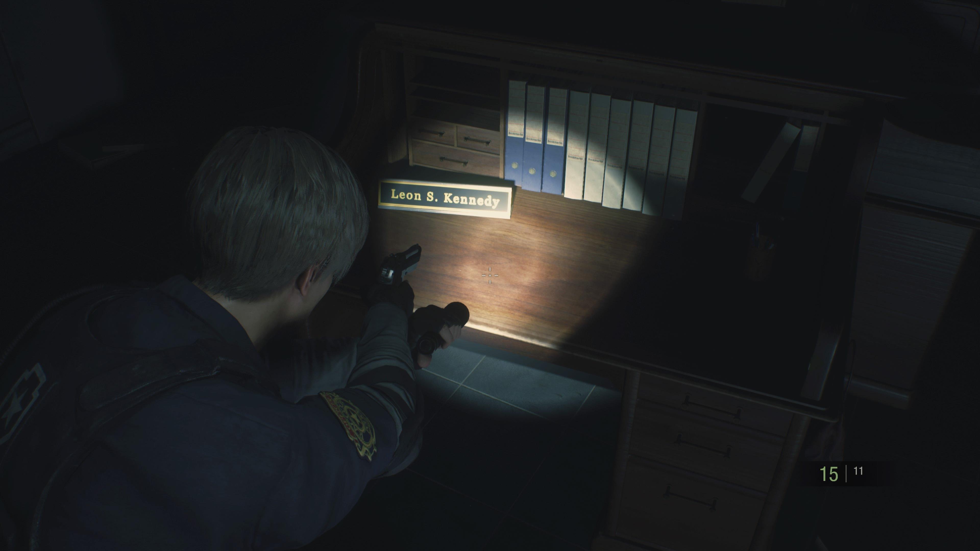 How To Unlock Leon S Desk In Resident Evil 2 Allgamers