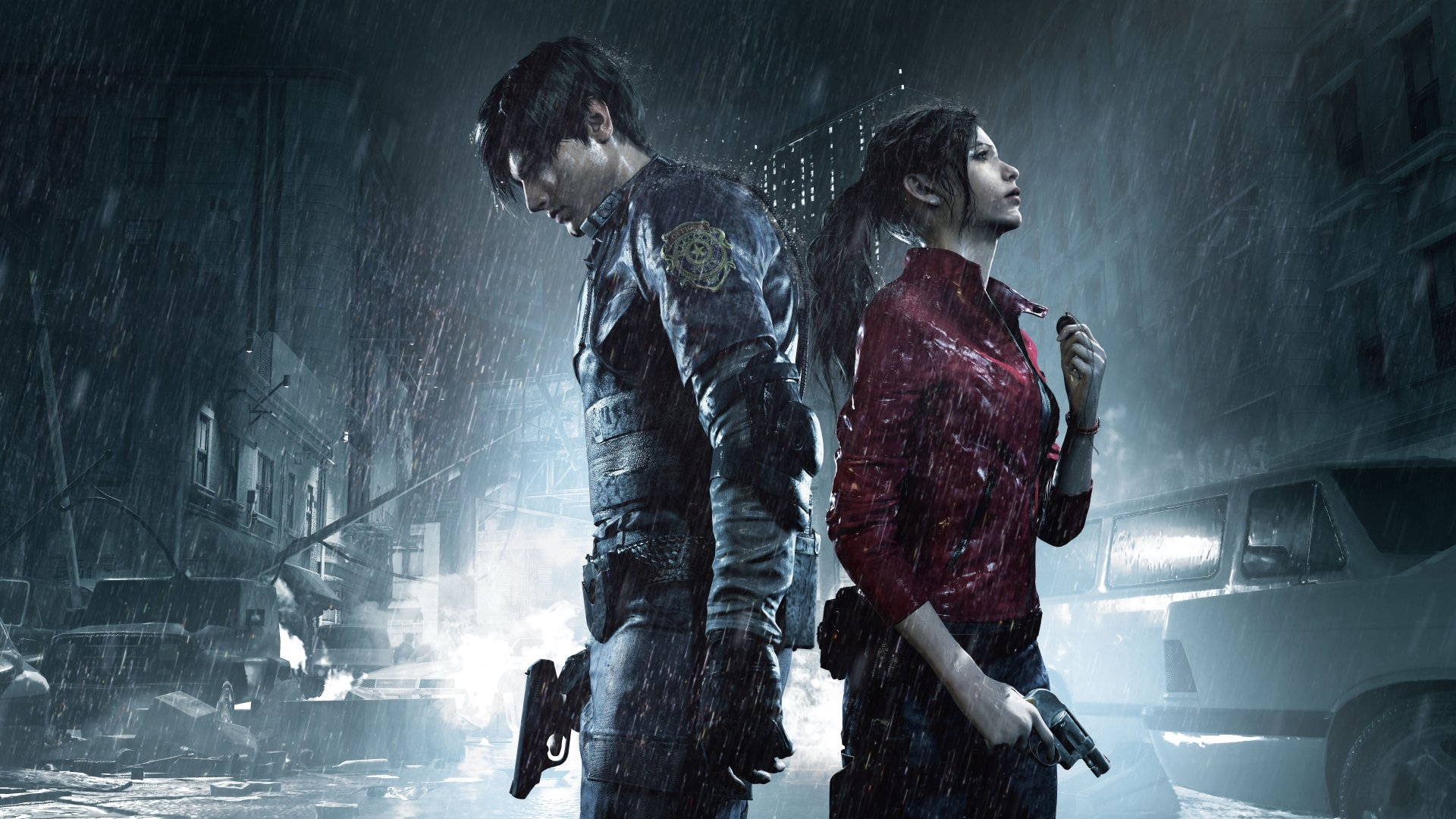 Should You Play Leon Or Claire First In Resident Evil 2 Allgamers