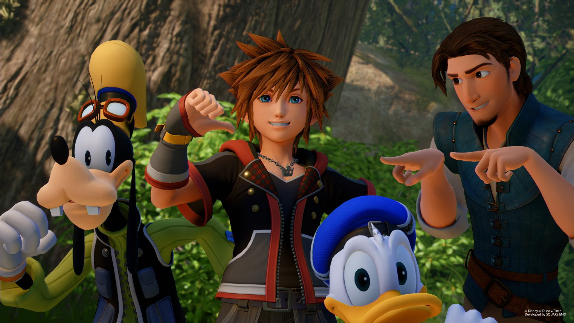 how many hours of cutscenes in kingdom hearts 3